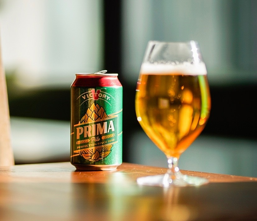 An undeniable classic. Prima Pils is one of my absolute favorite beers in the world.