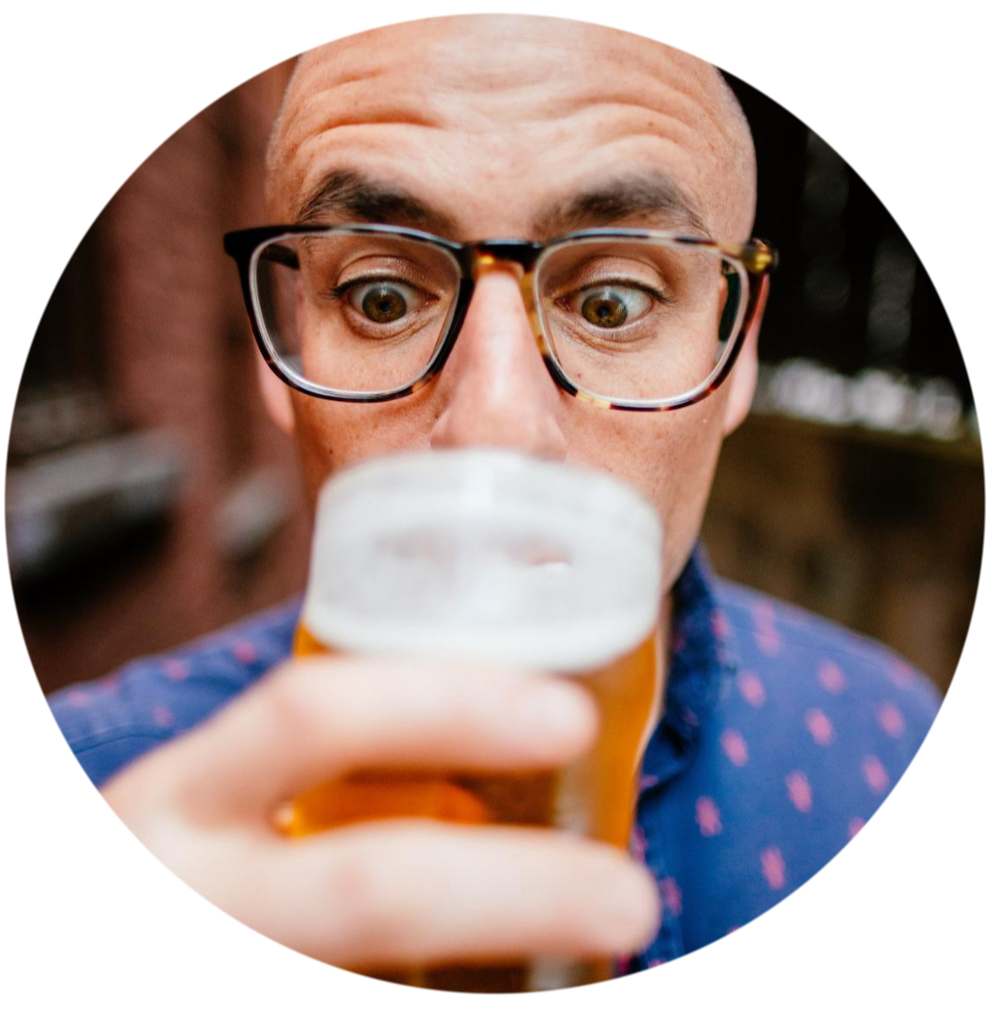 Joshua M. Bernstein - Beer journalist and author of the forthcoming Drink Better Beer