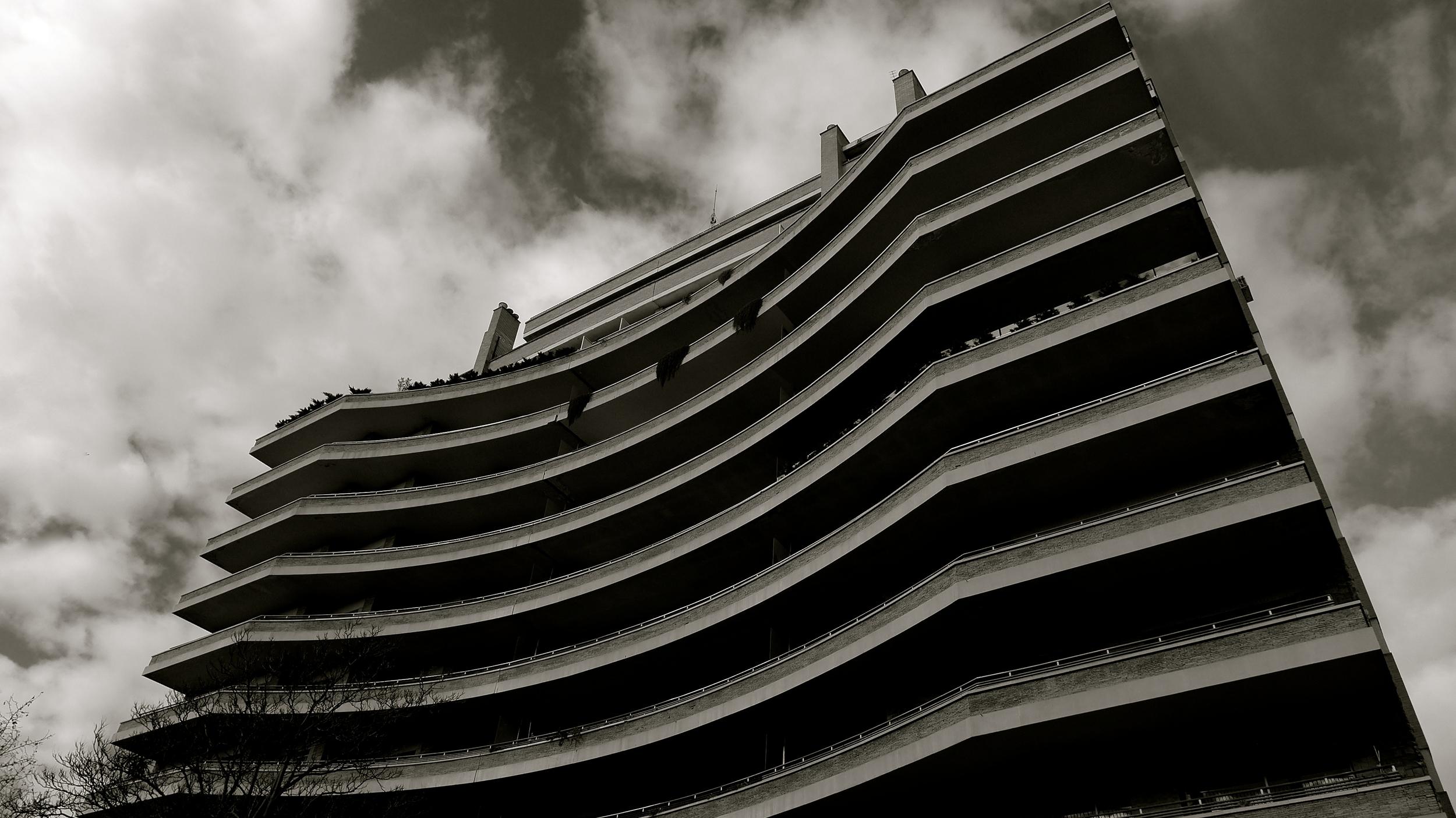 Ruiseñores Edificio