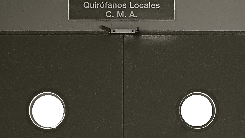 Quirófanos locales