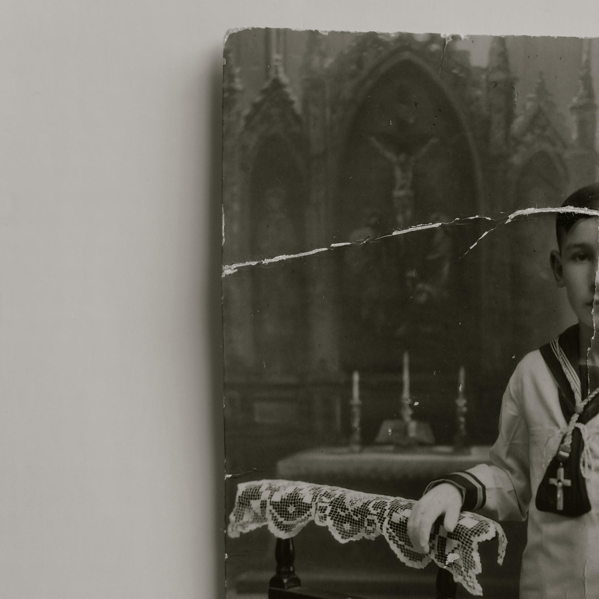 Vía crucis recordatori comunión