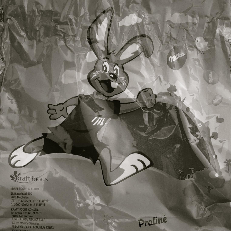 Conejo Milka - 2