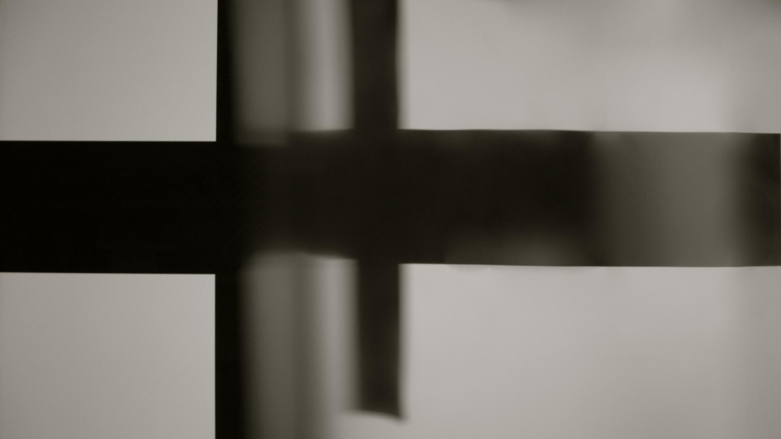 Vía crucis Finlandia bandera