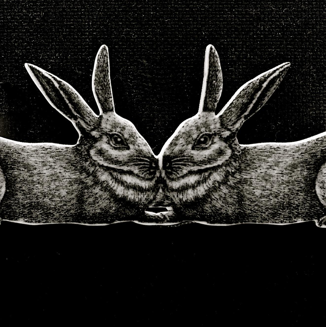Conejo colgante