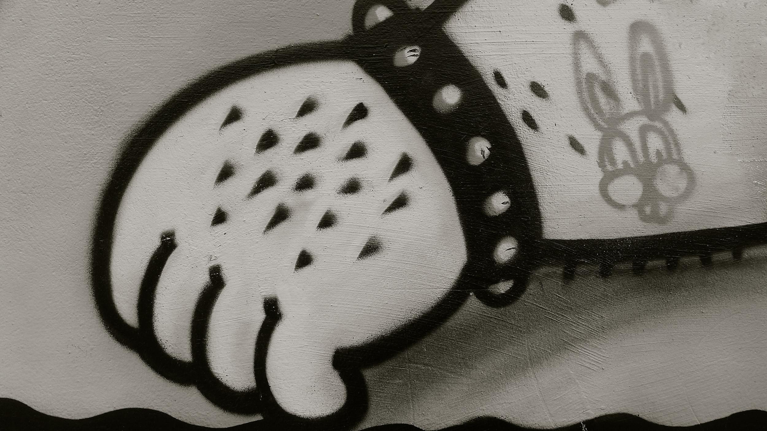 Riot tatuaje conejo