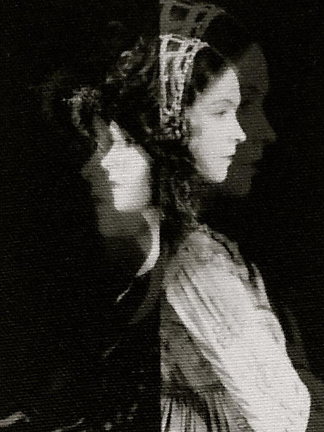 Roti de pavo Lillian Gish detalle