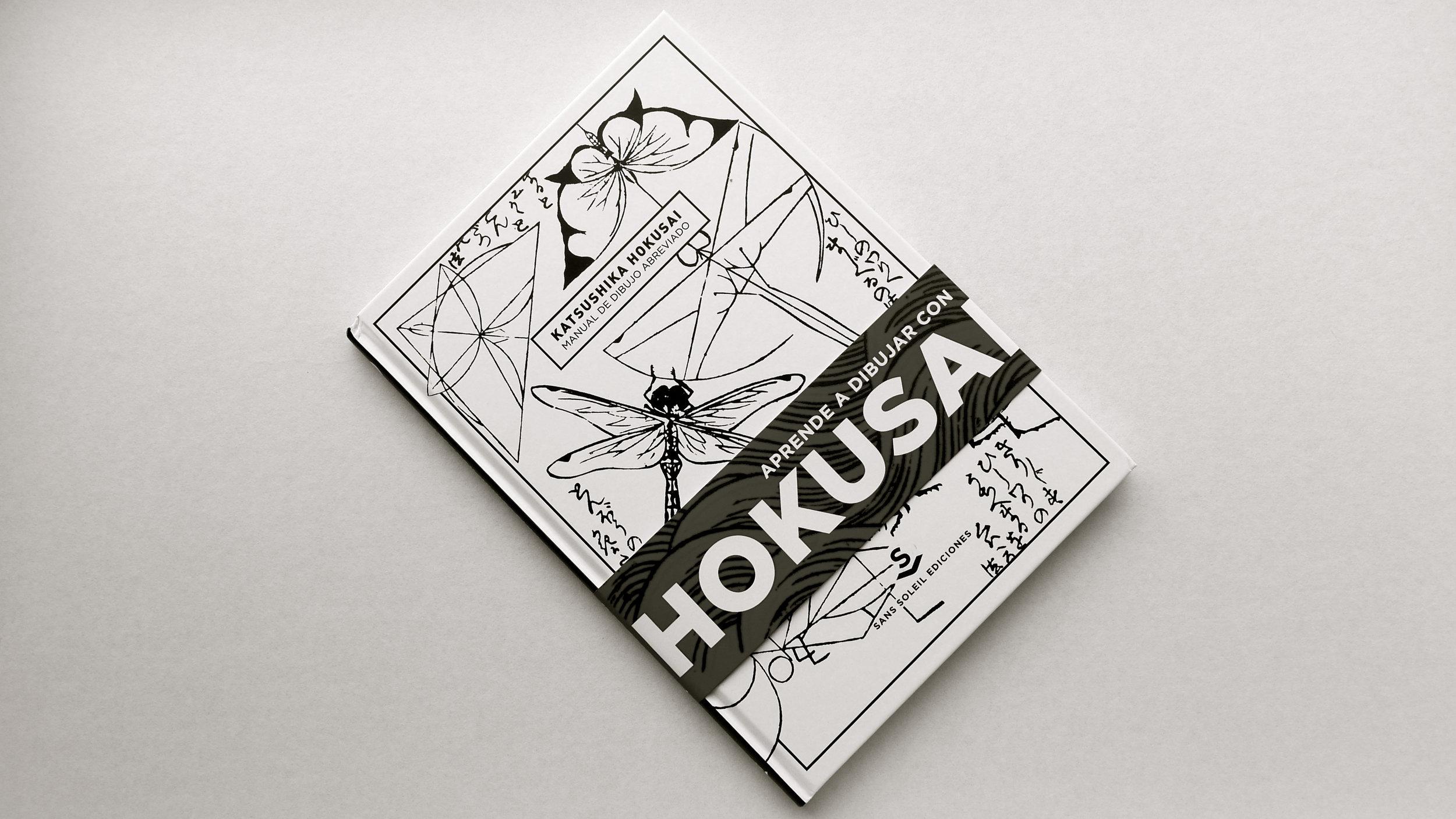 Aprende a dibujar con Hokusai