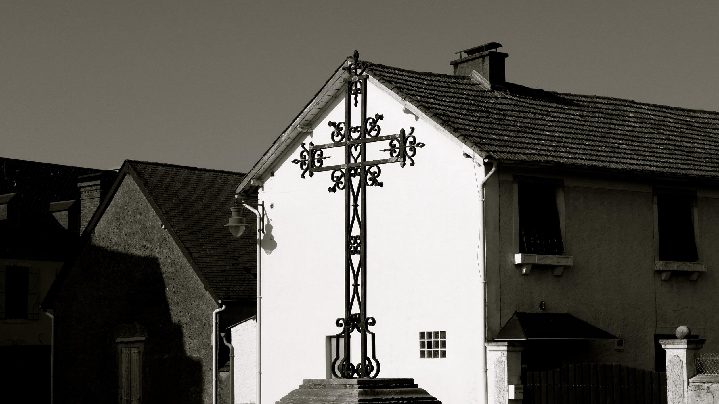 Vía crucis Azereix