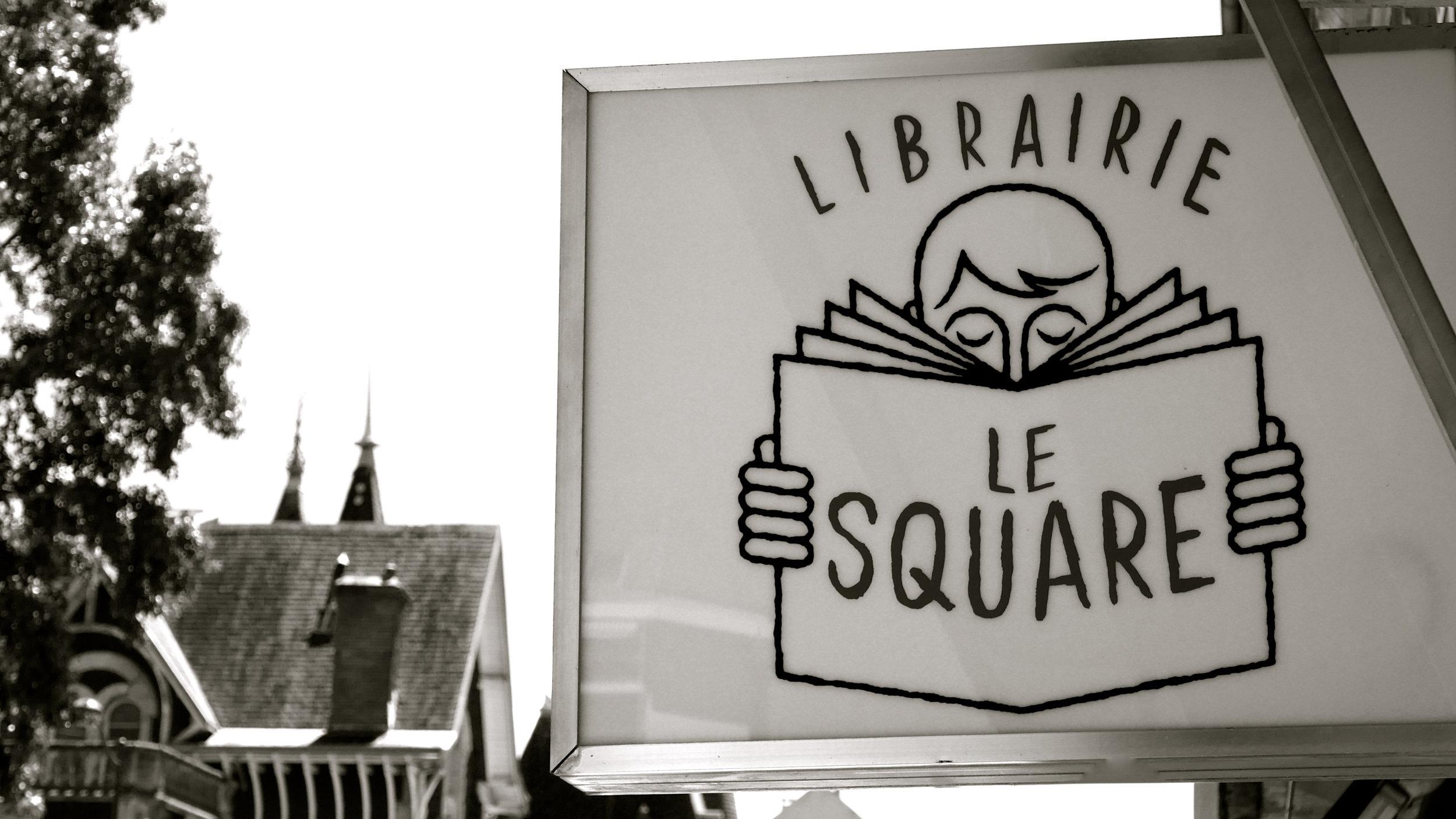 Librairie Le Square