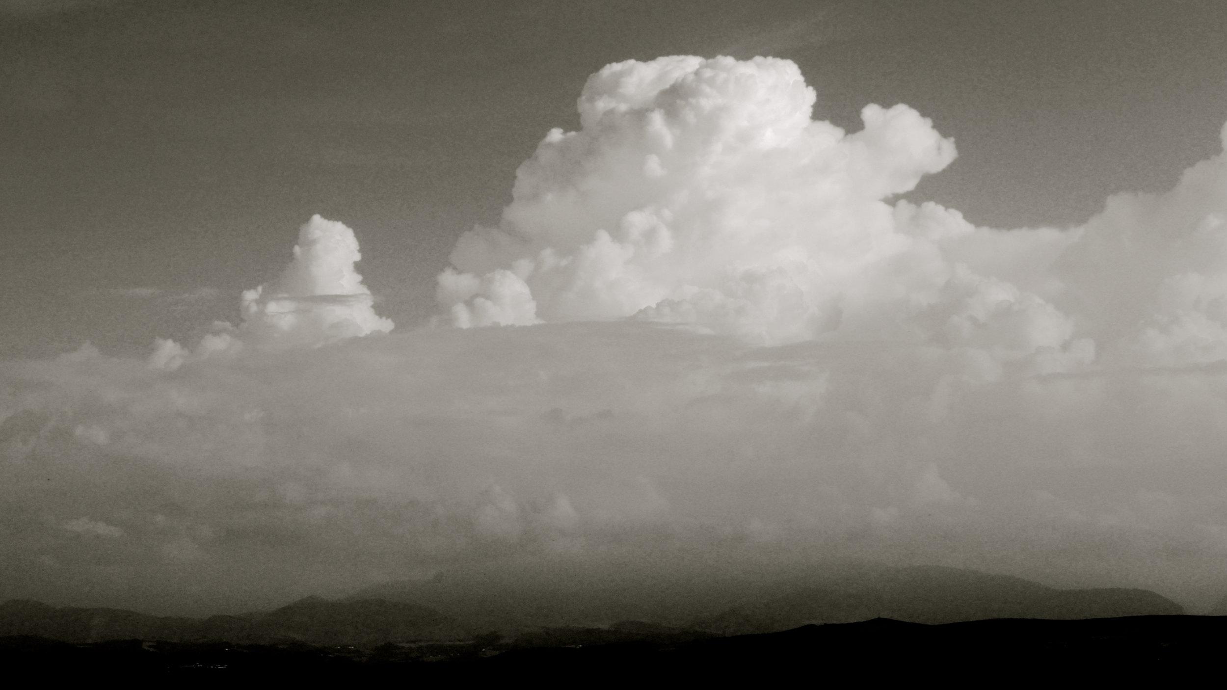 Nubes africanas