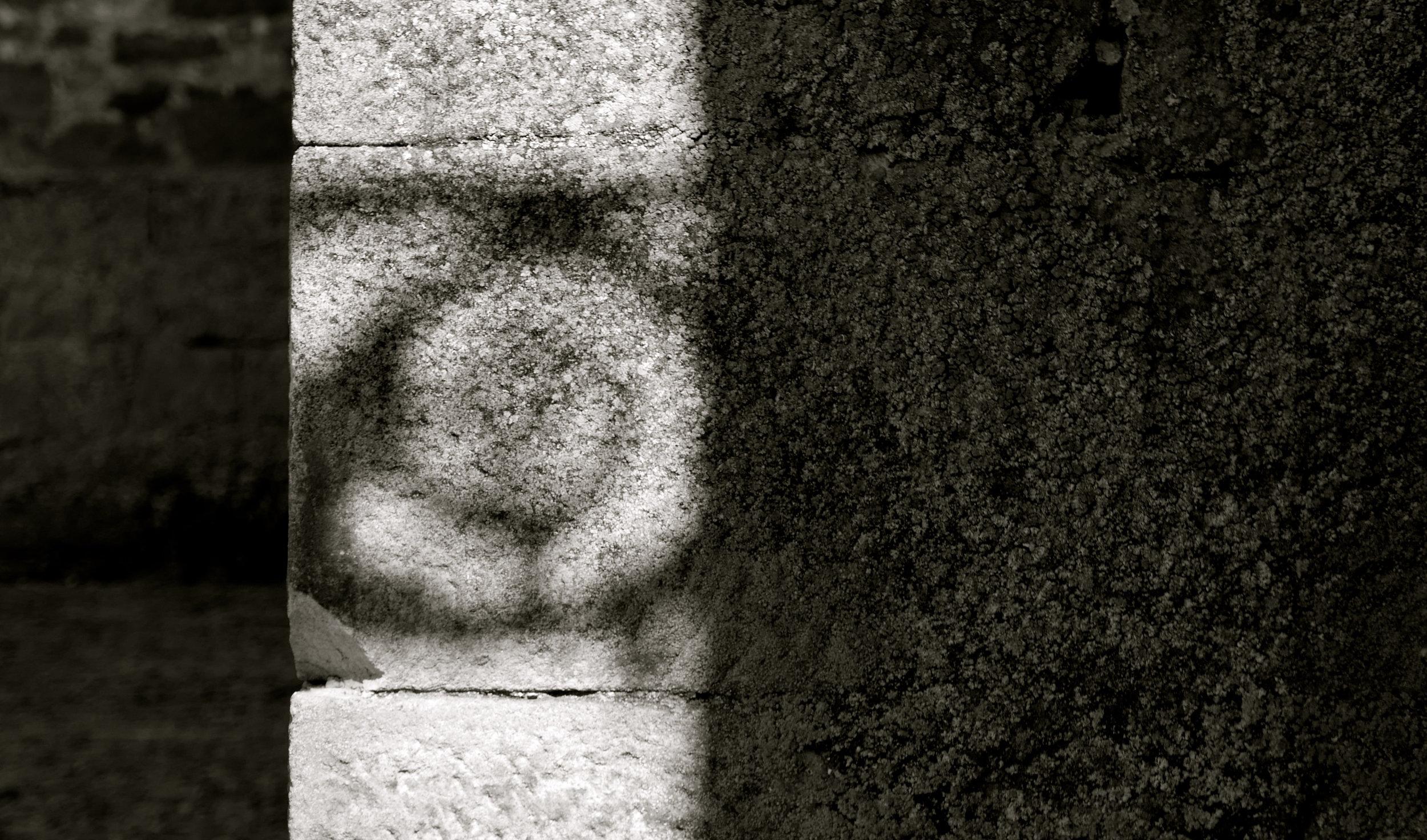 Sombra espiral farol El Royo