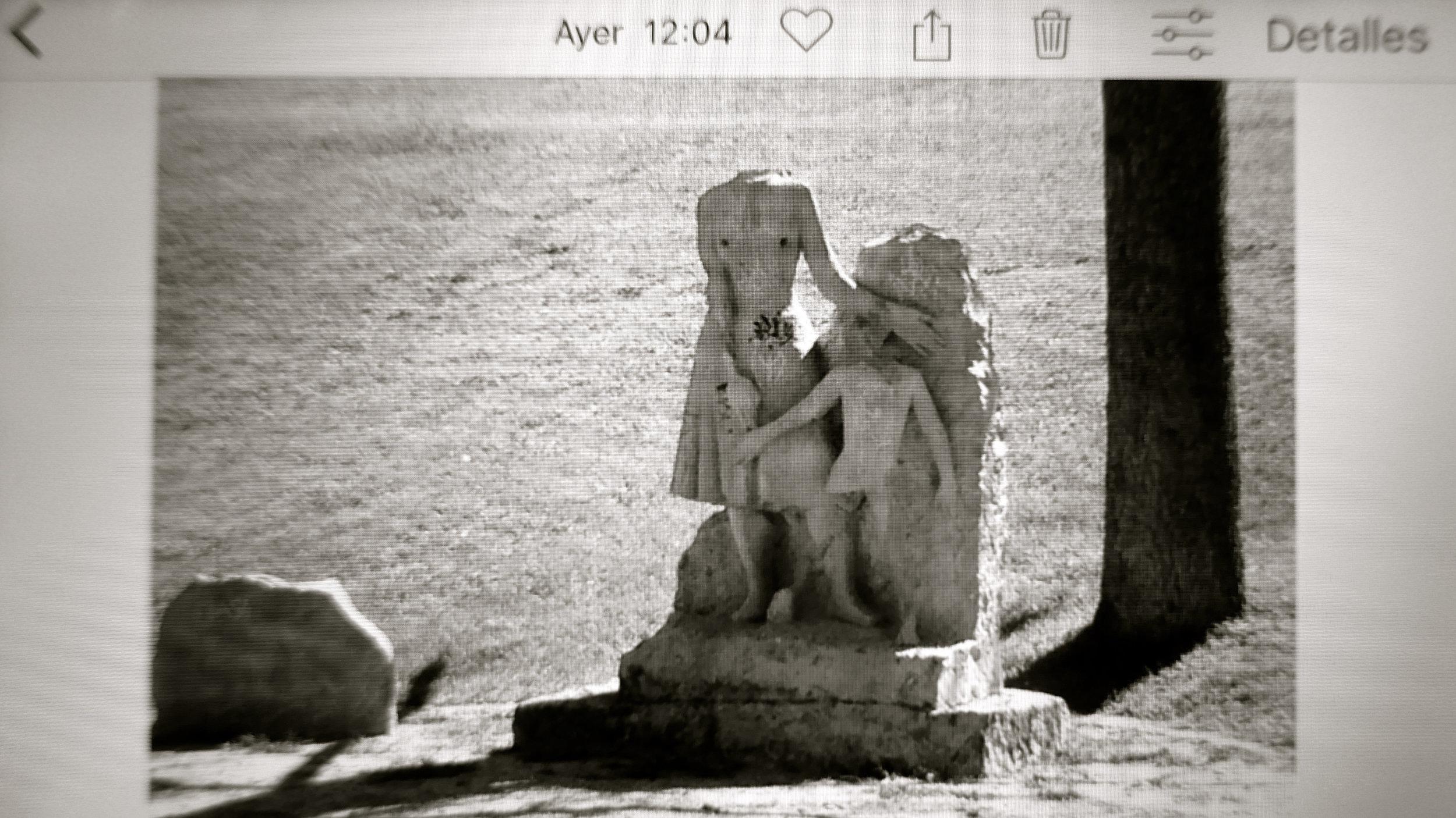 Estatua decapitada