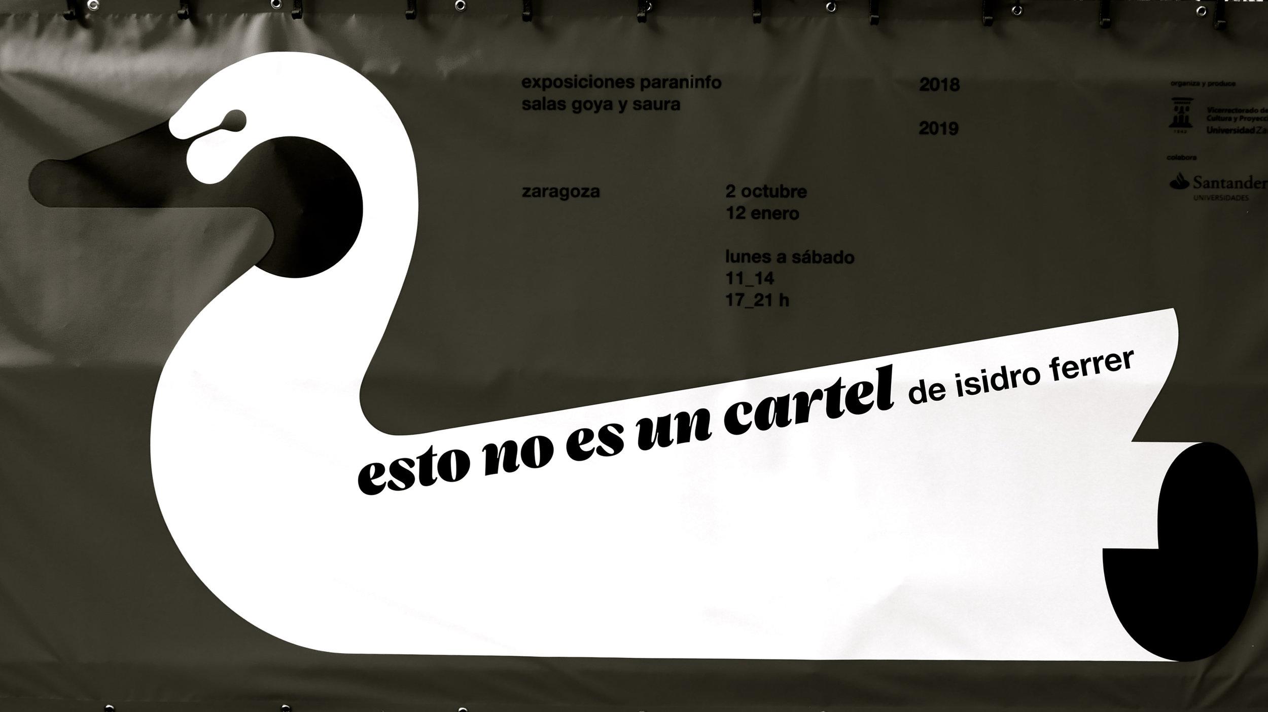 Esto no es un cartel de Isidro Ferrer - 1