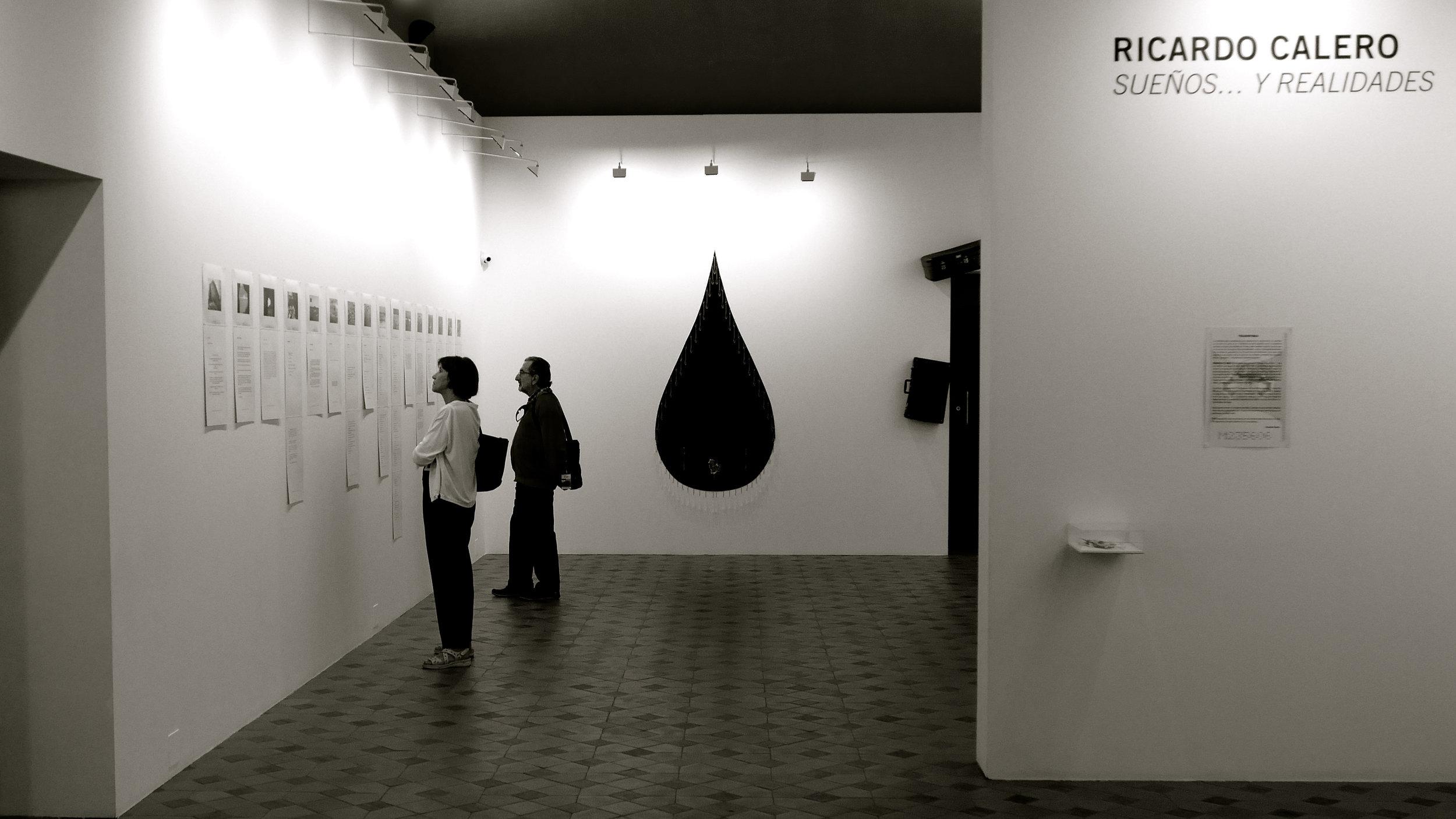 Sueños y realidades Ricardo Calero - 1