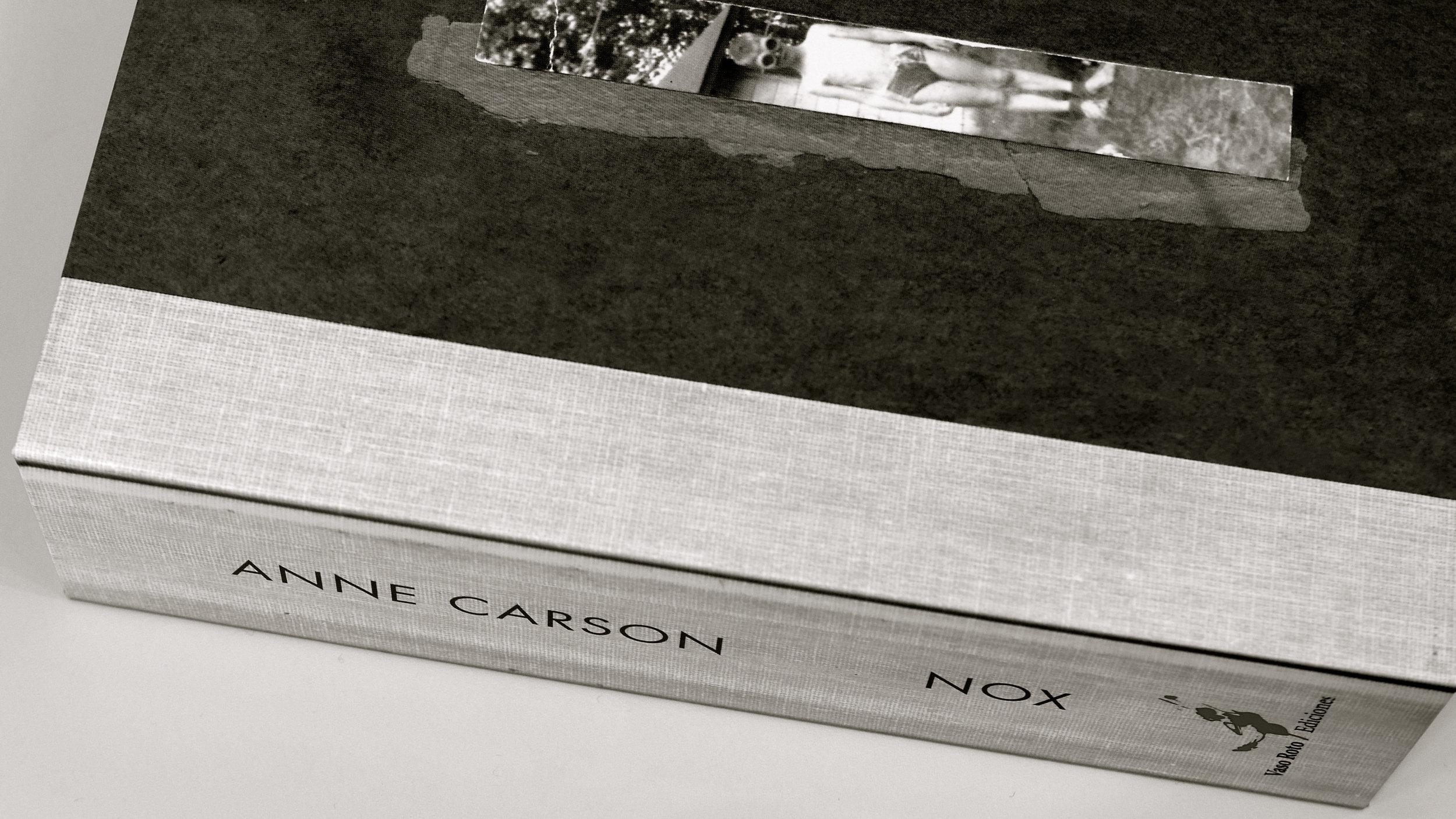 Nox Anne Carson