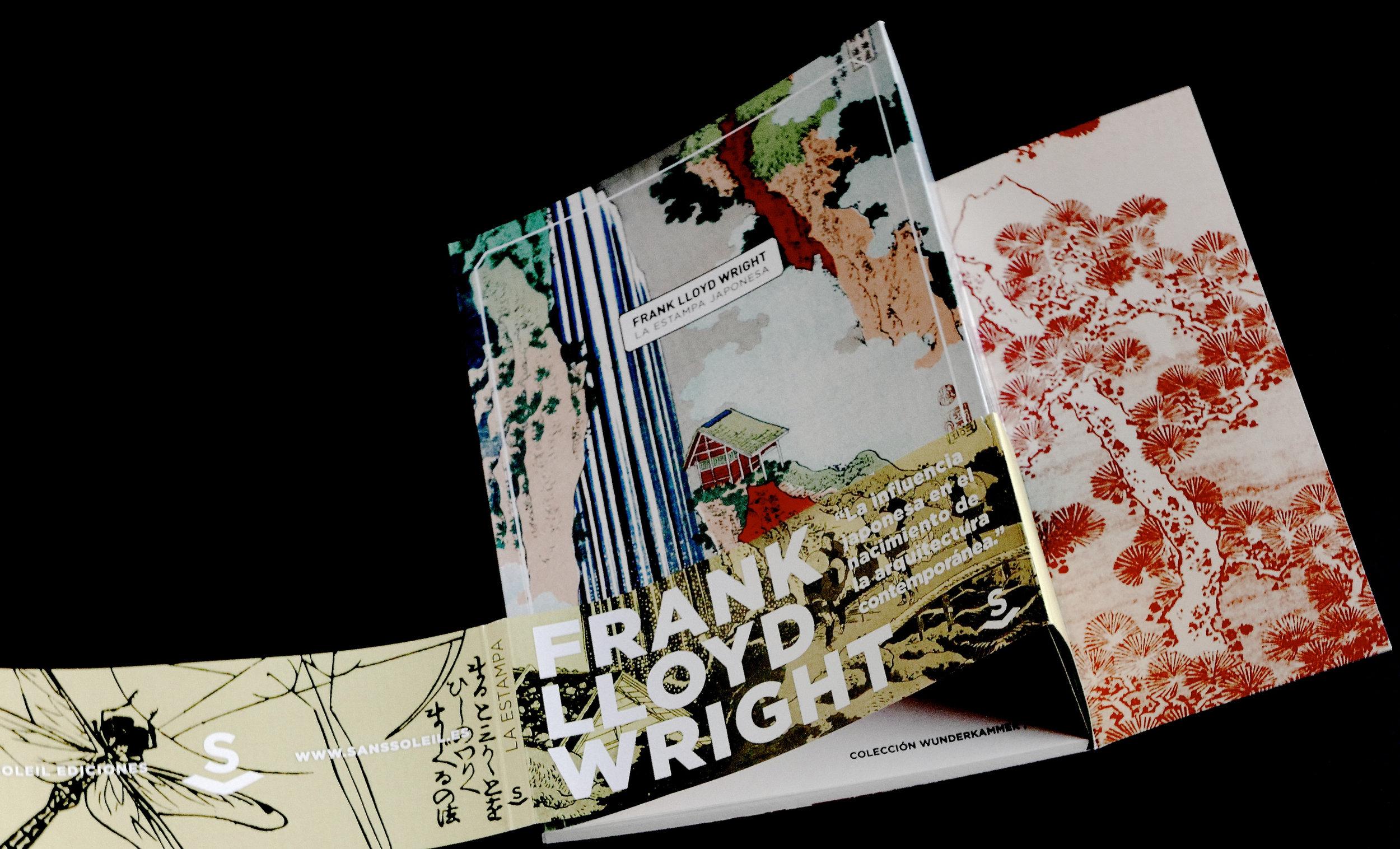 Frank Lloyd Wright Sanssoleil - color