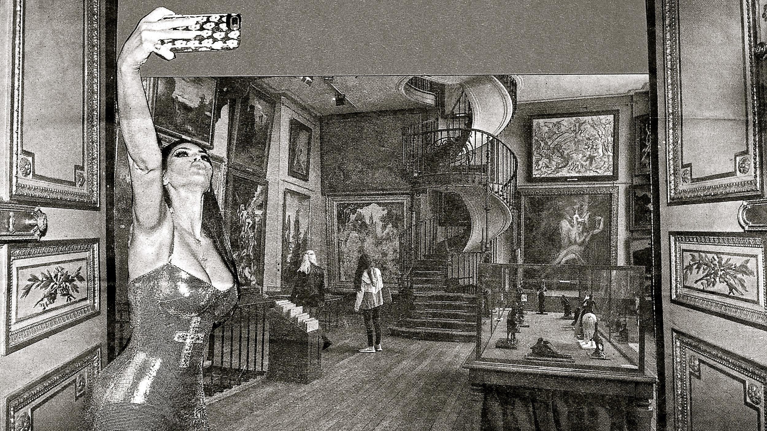 K en el museo Gustave Moreau - 1