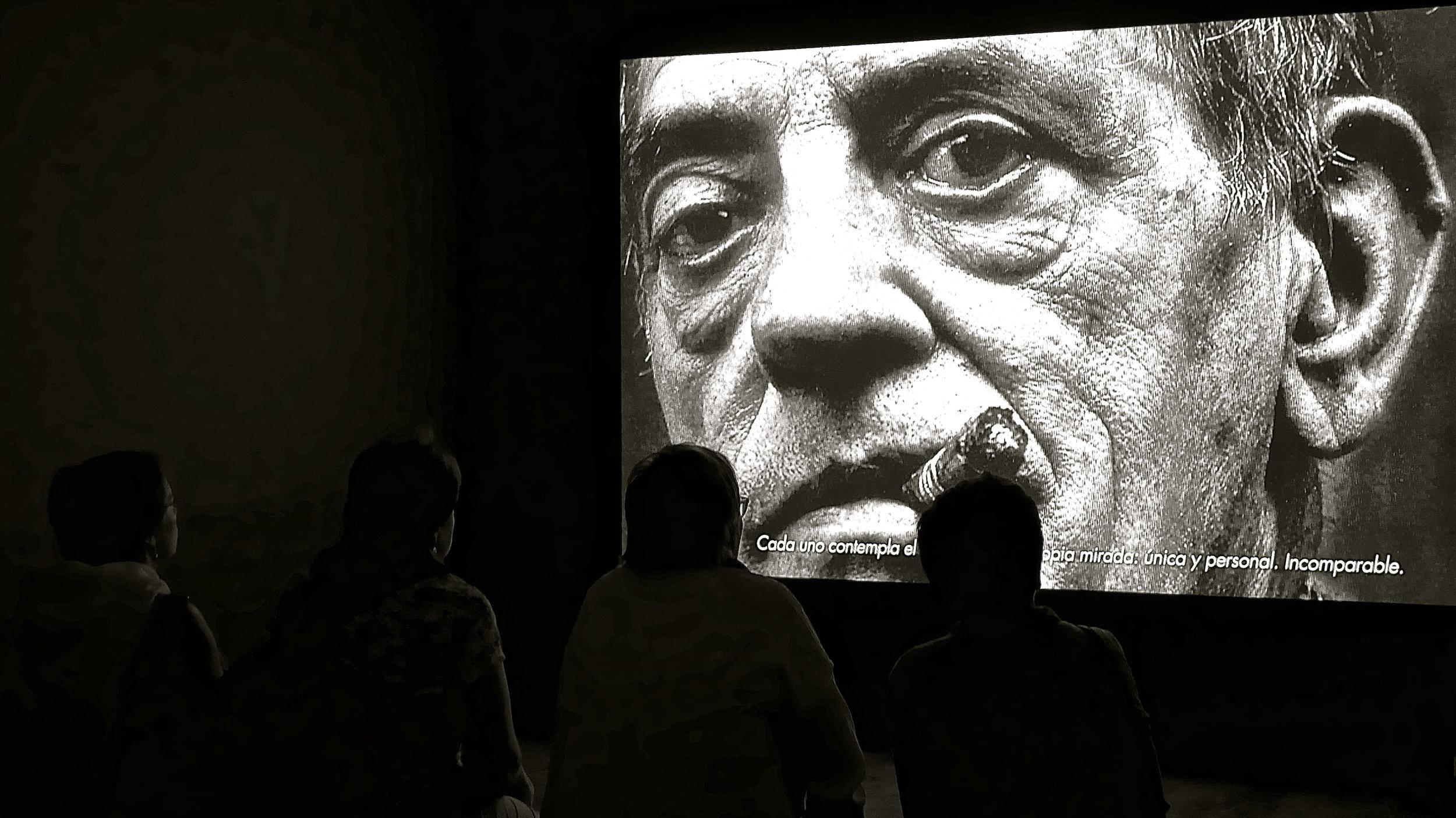 Cada uno contempla... Buñuel
