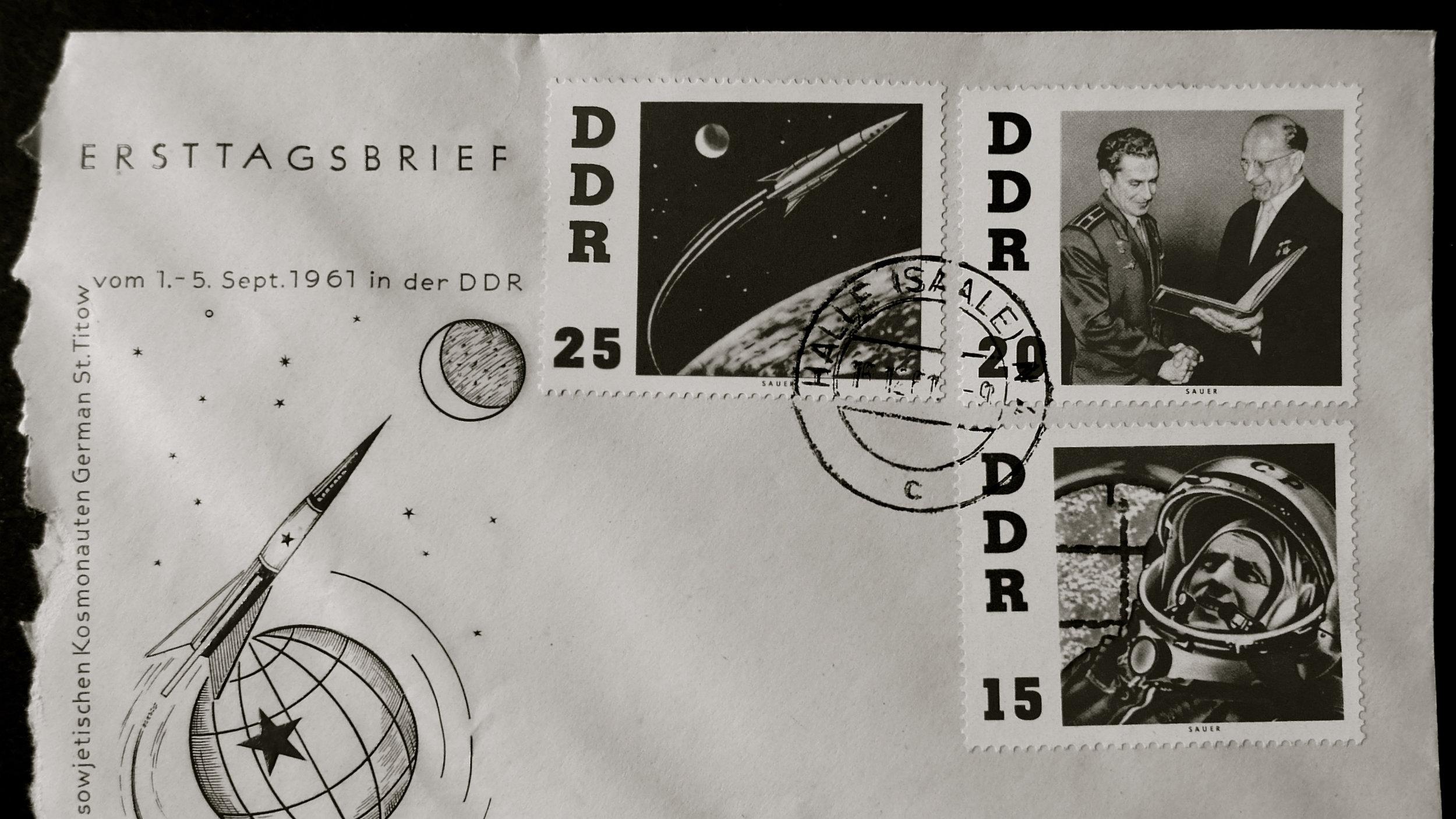 Kosmonauten sellos