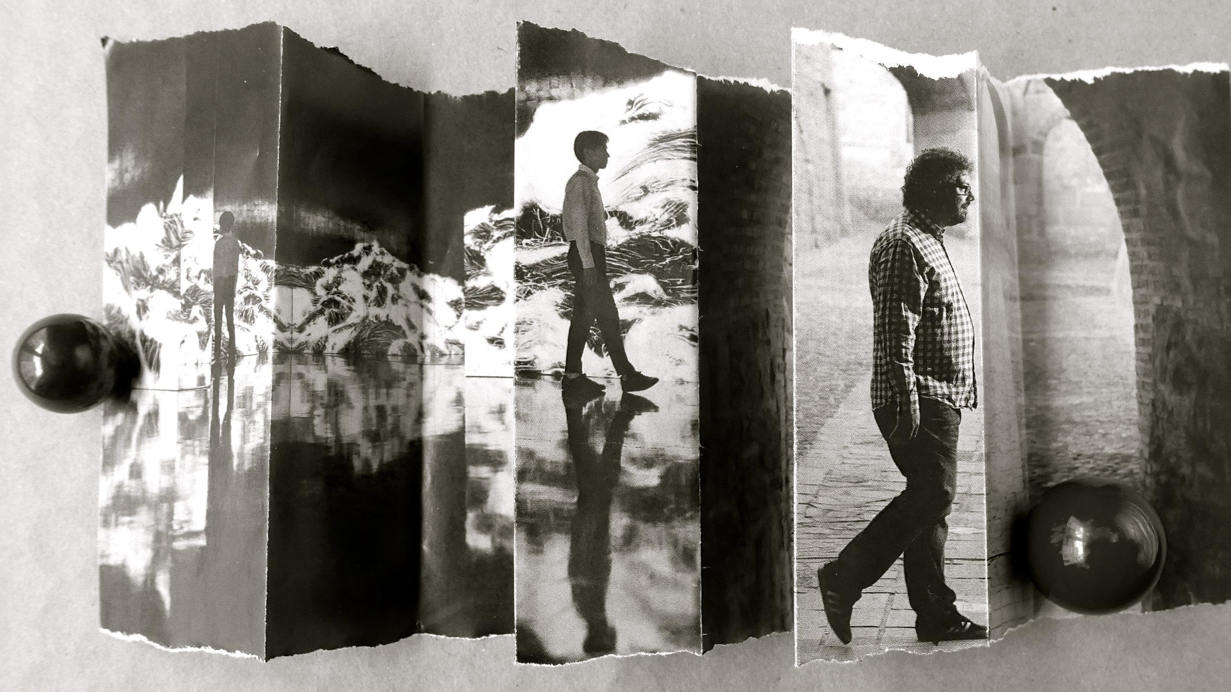 Collage con Sergio del Molino - 2
