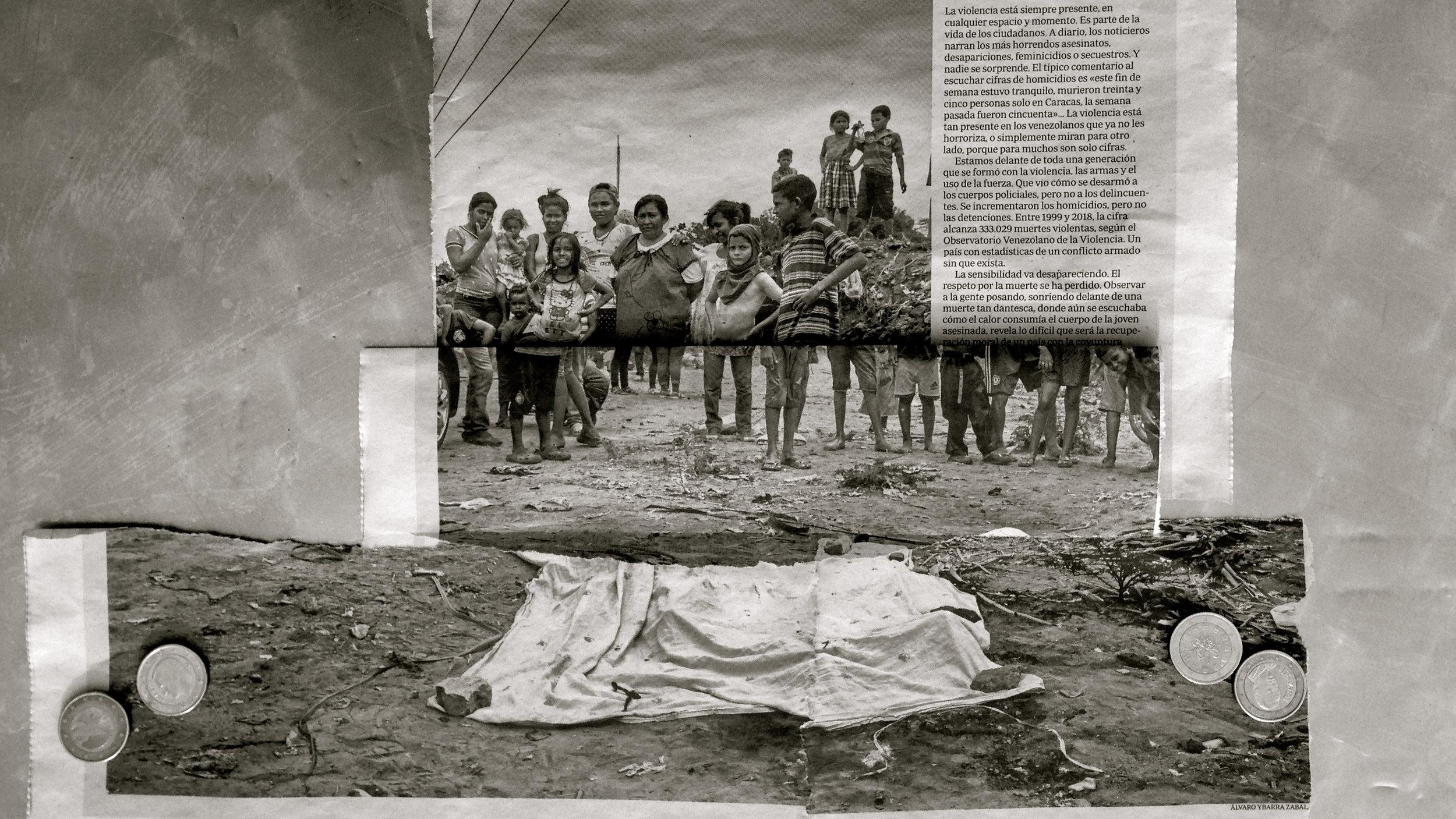 Collage con foto de Álvaro Ybarra Zabal. ABC
