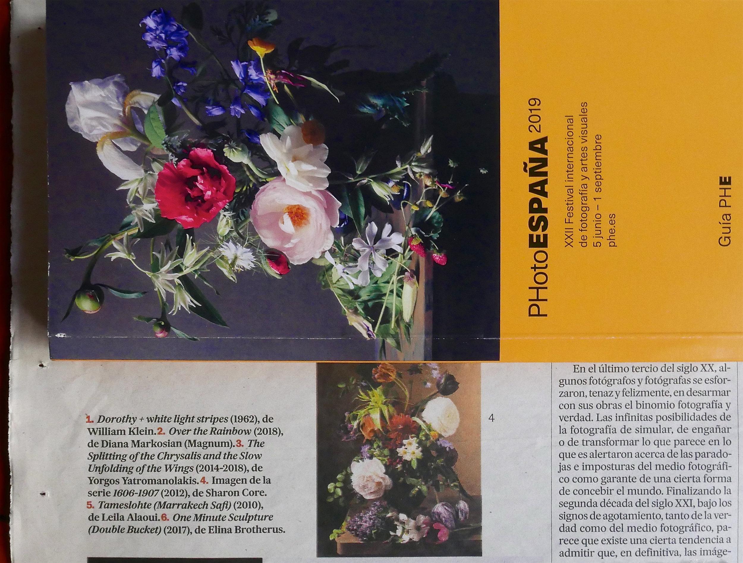 Catálogo PHotoEspaña 2019 - 2