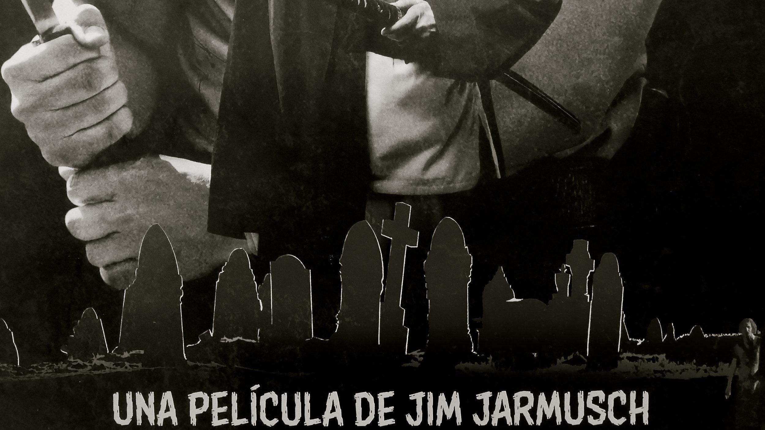 Vía crucis Jim Jarmusch