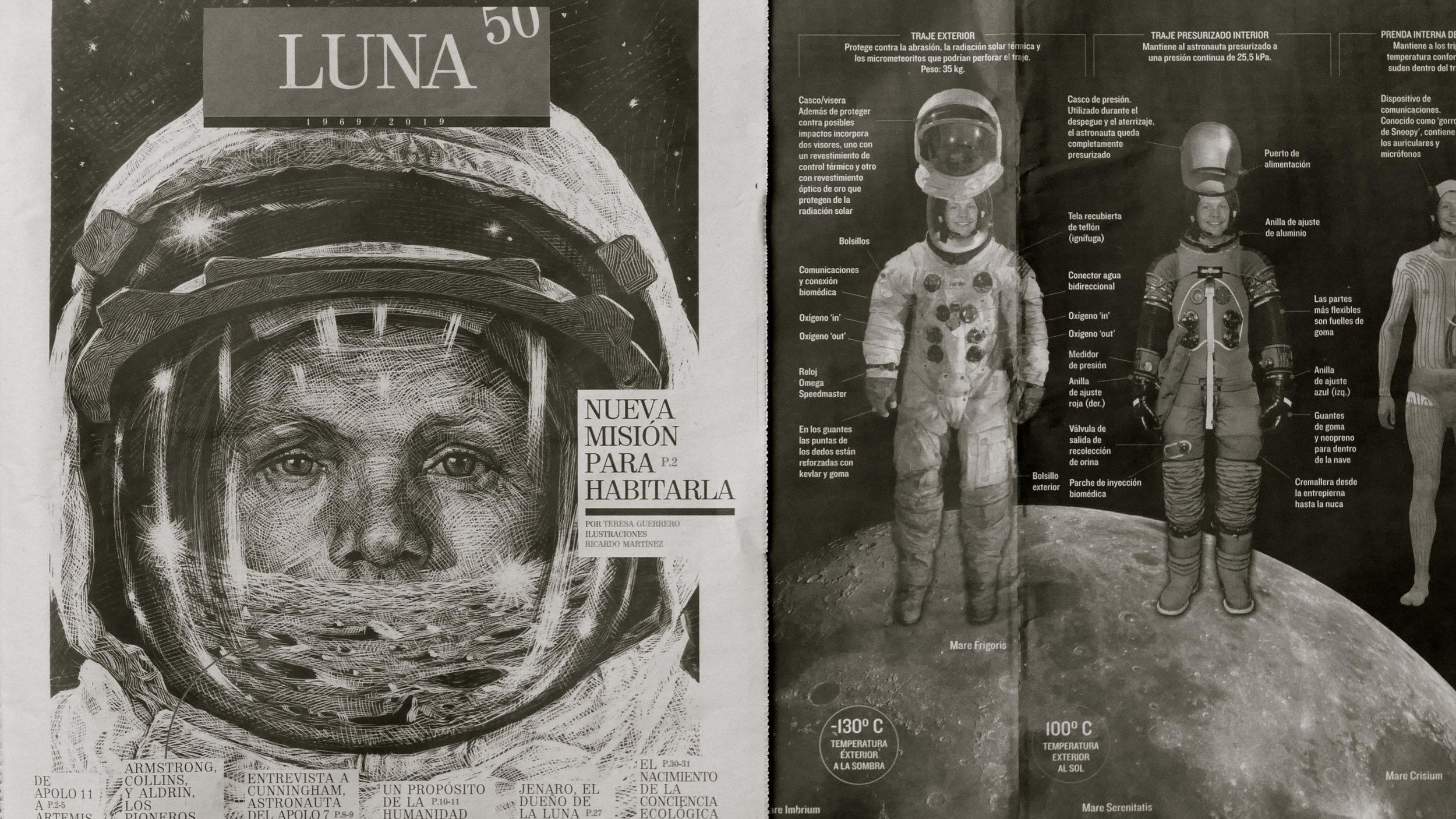 Luna 50 El Mundo - 1