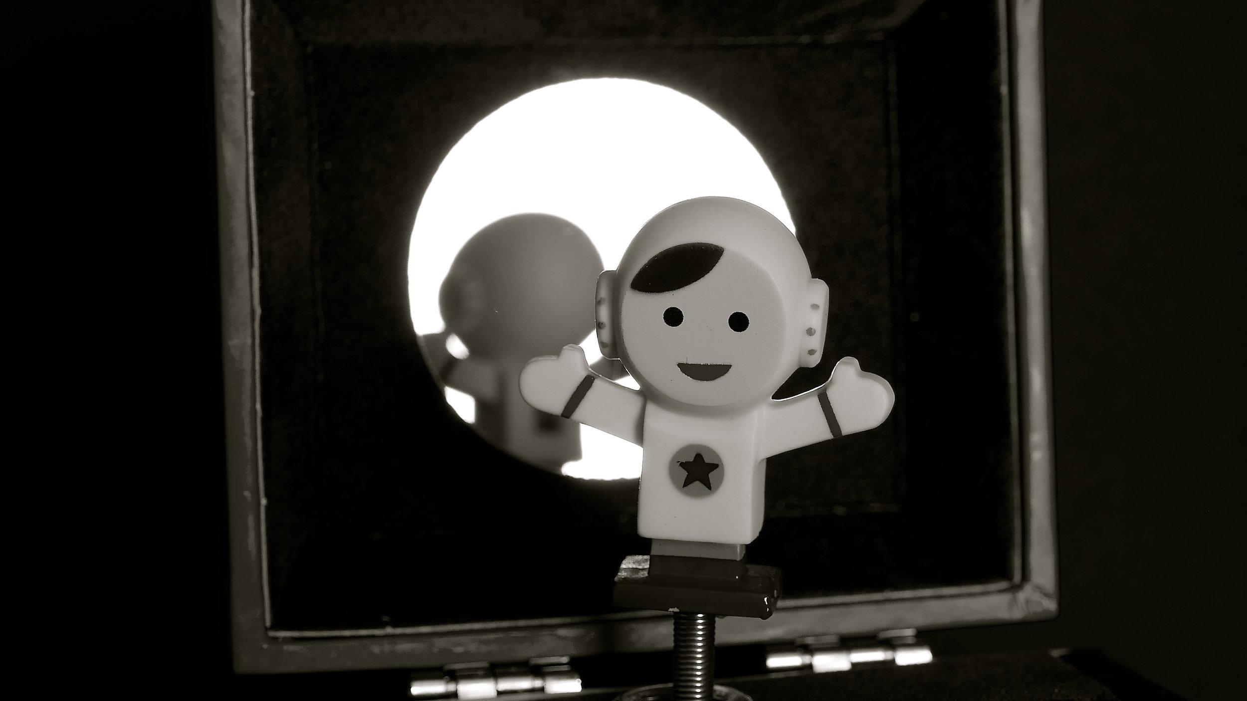Astronauta caja música - 67