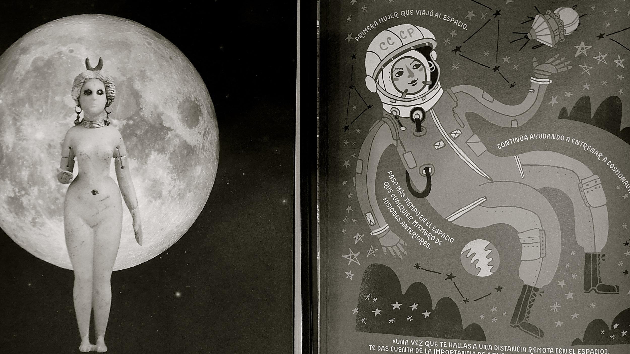 Mujer astronauta Valentina Tereshkova - 2