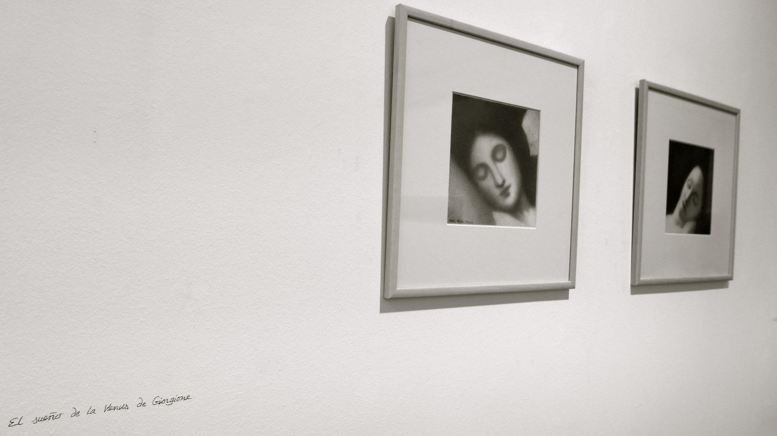 El sueño de la venus de Giorgione - 2