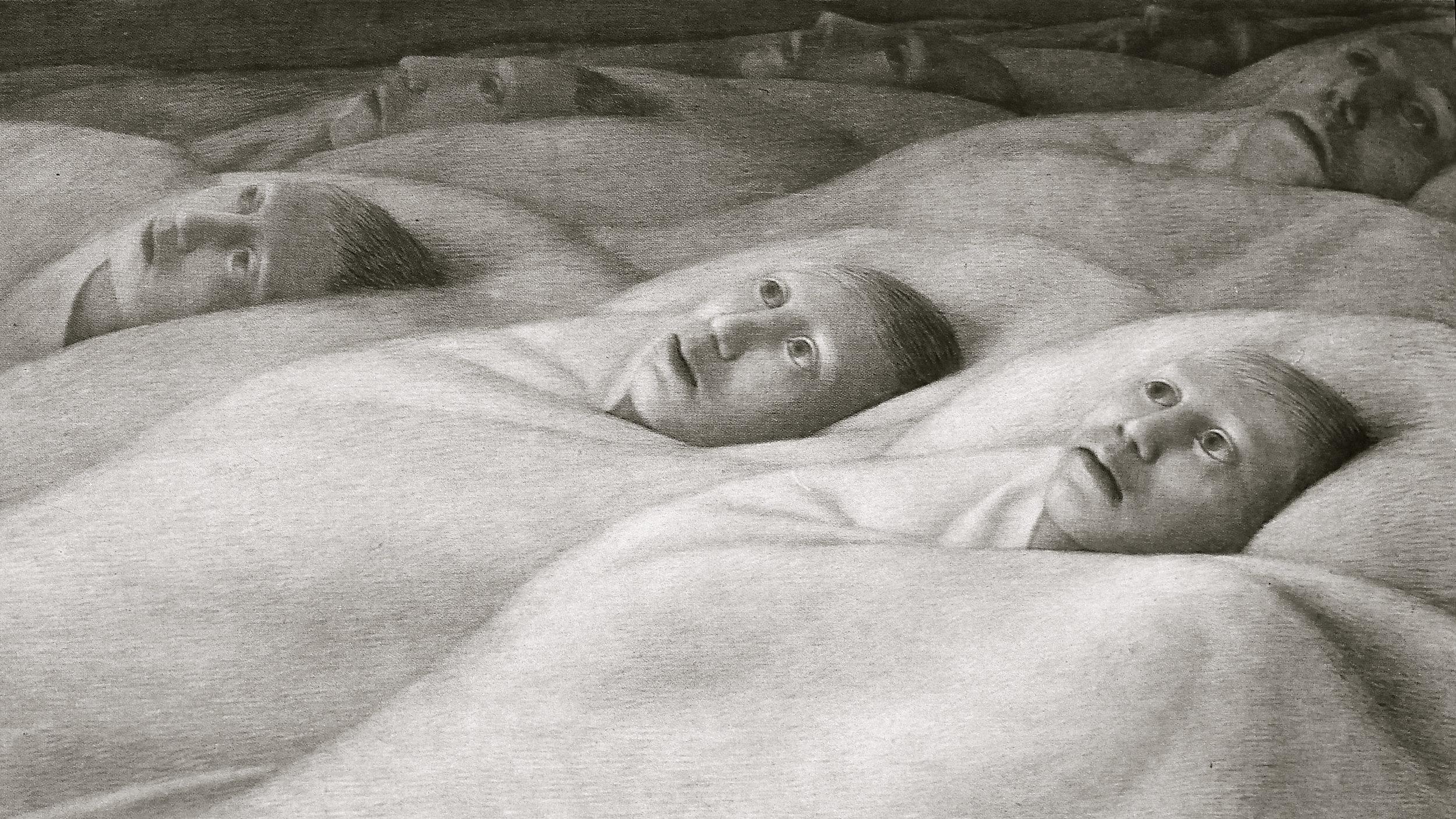 Durmientes II George Tooker