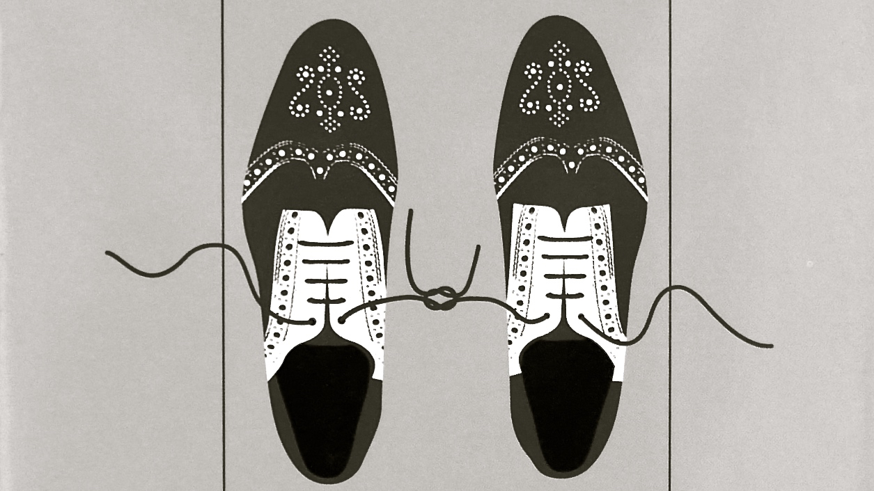 Zapatos Tiempos de swing Zadie Smith