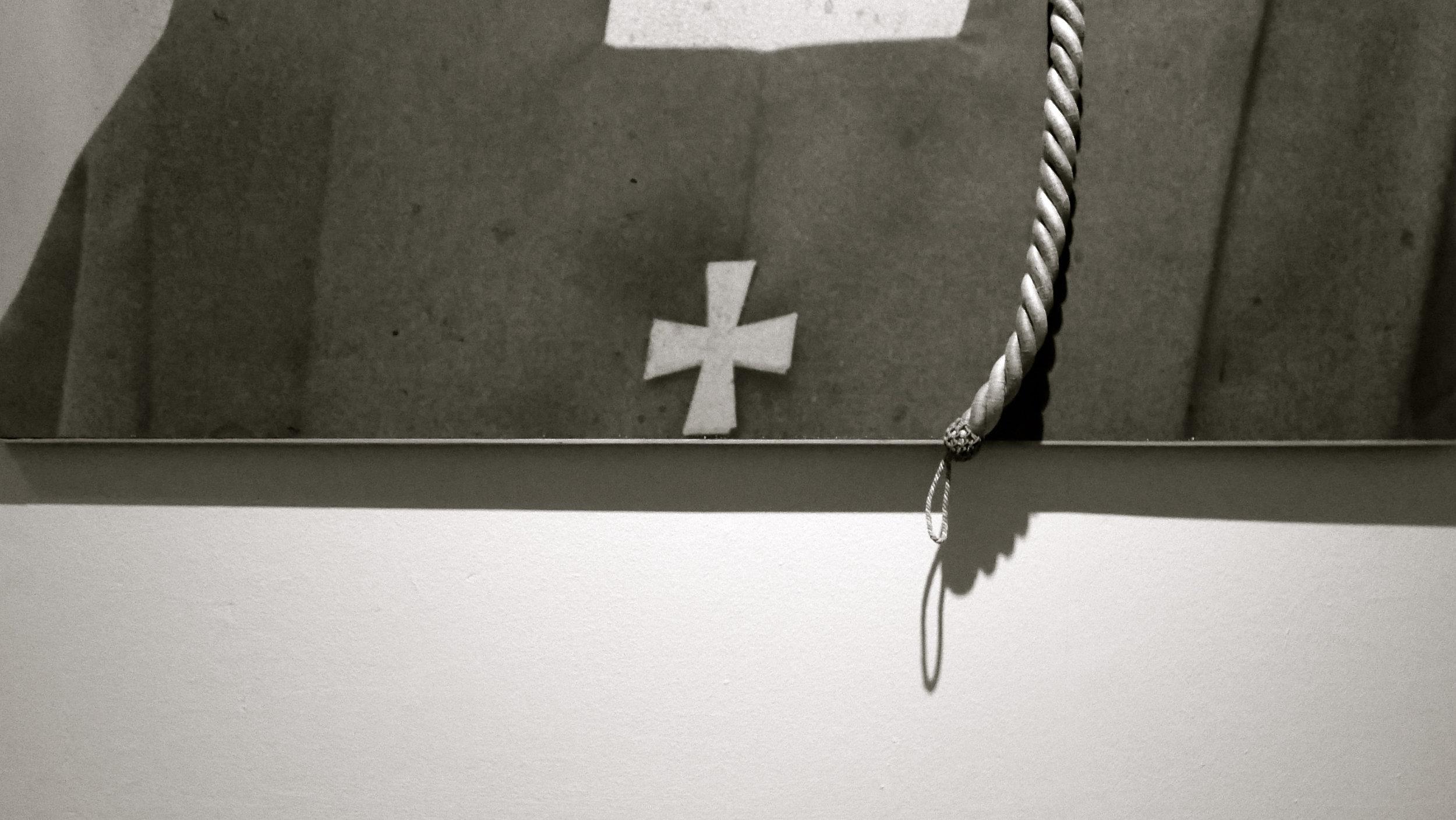 Vía crucis. Carmen Calvo