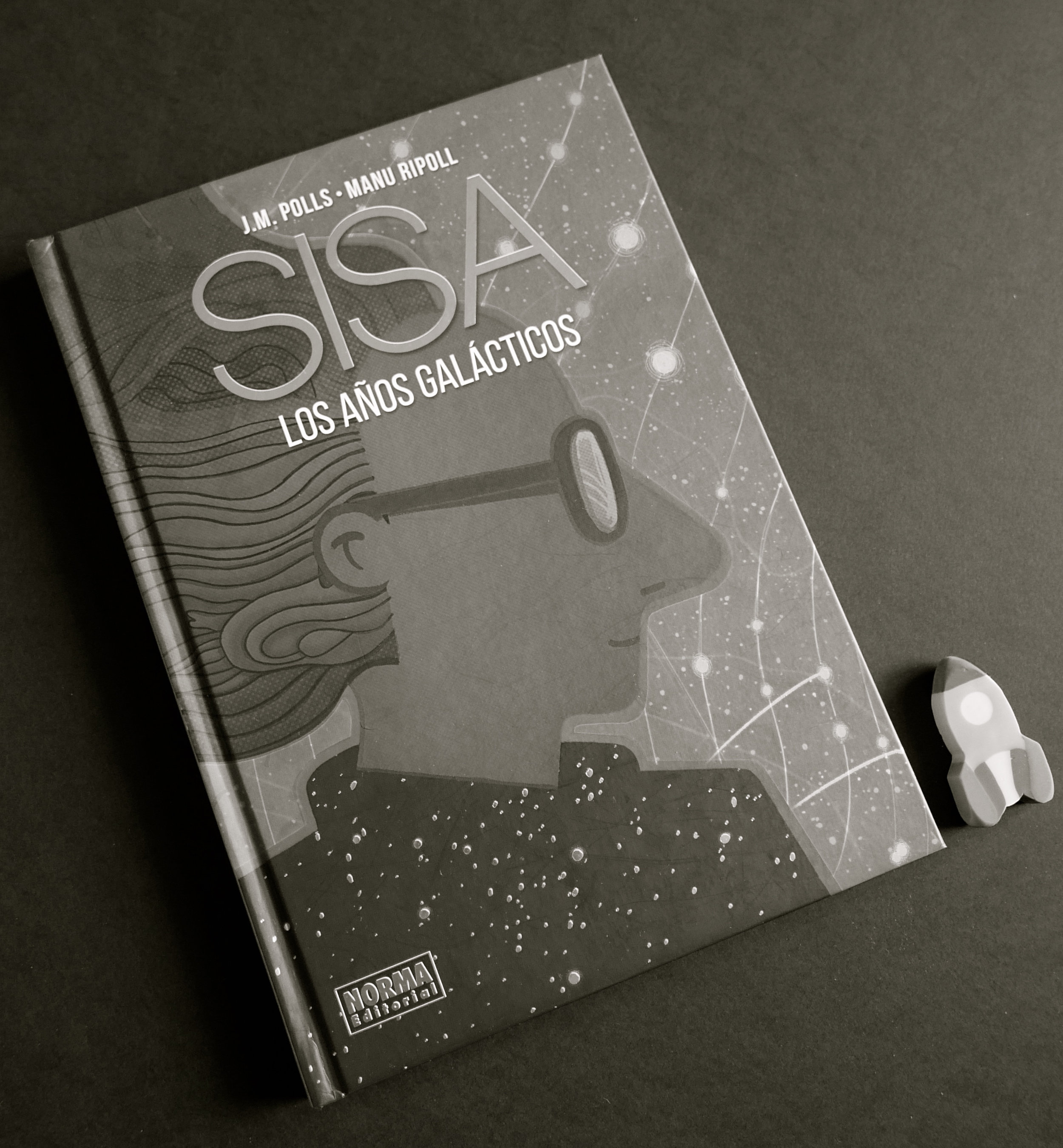 Sisa. Los años galácticos