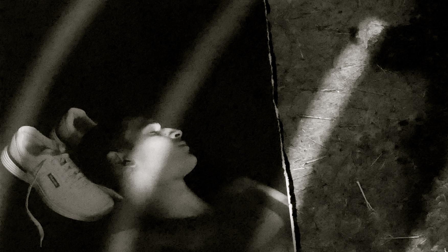 Sueño encontrado. Foto de Pablo Zamora. Anucio cambio climático El País - 1