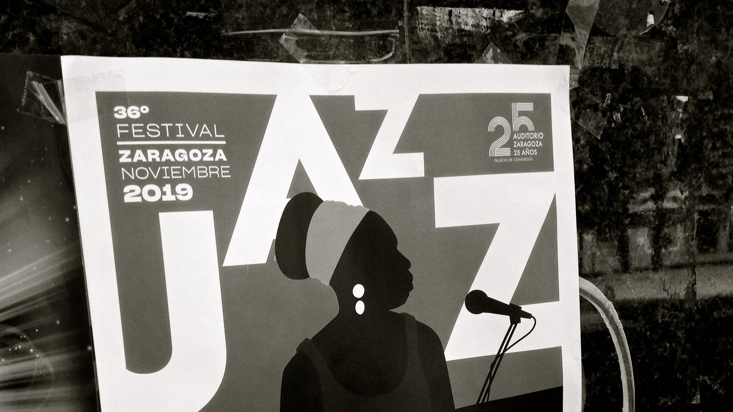 Jazz 36 Festival Zaragoza