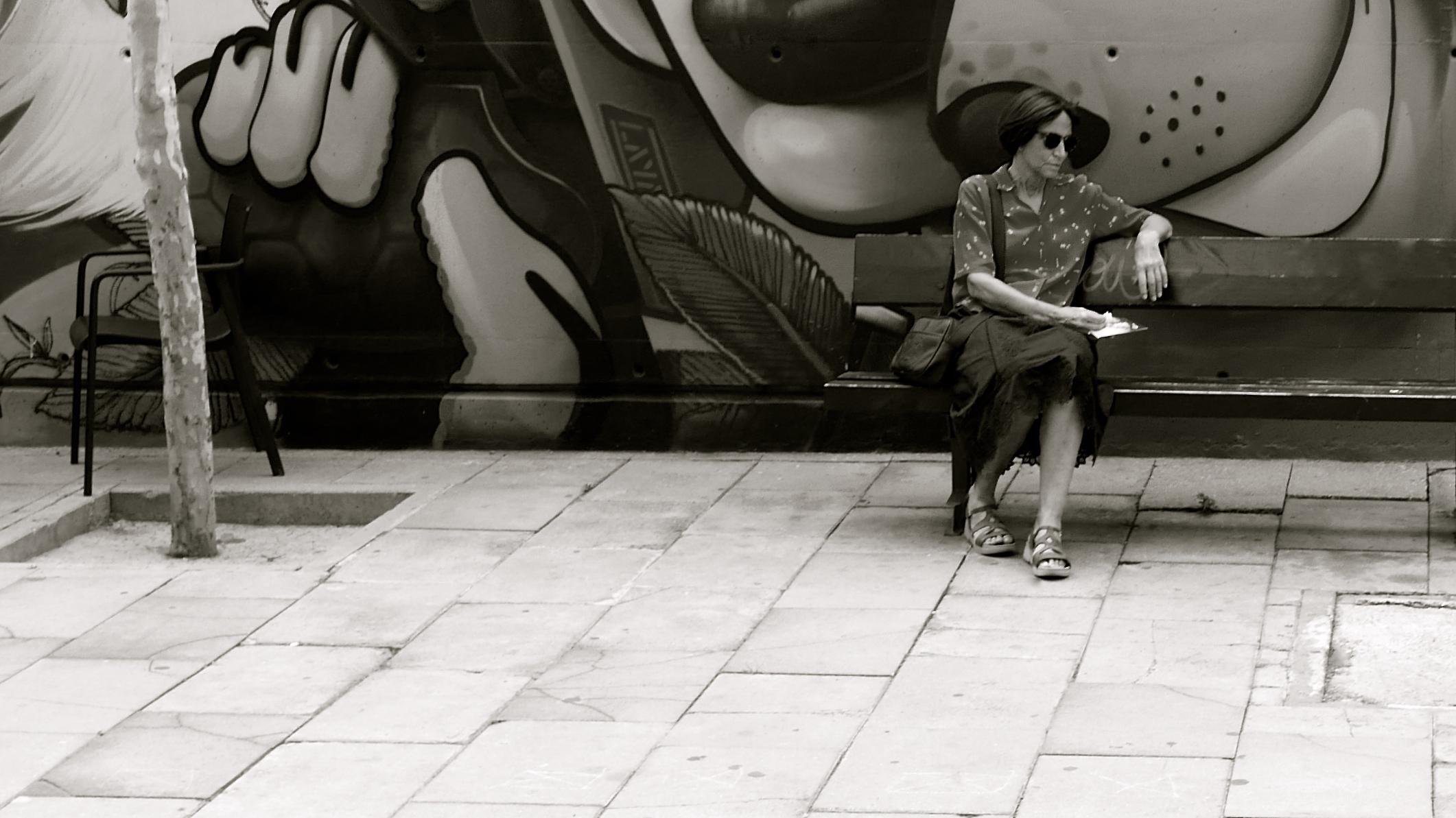 Graffitis Esquinas del Psiquiátrico - 2
