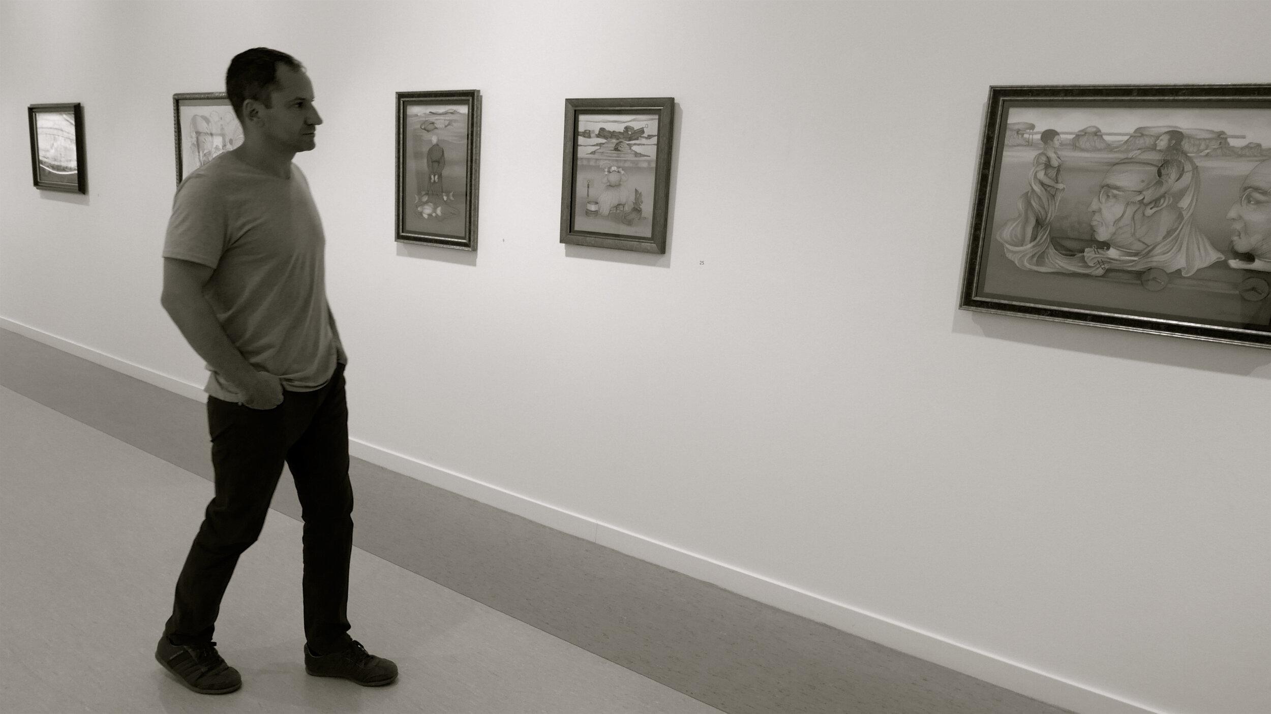 Exposición: Carlos Buró - 01