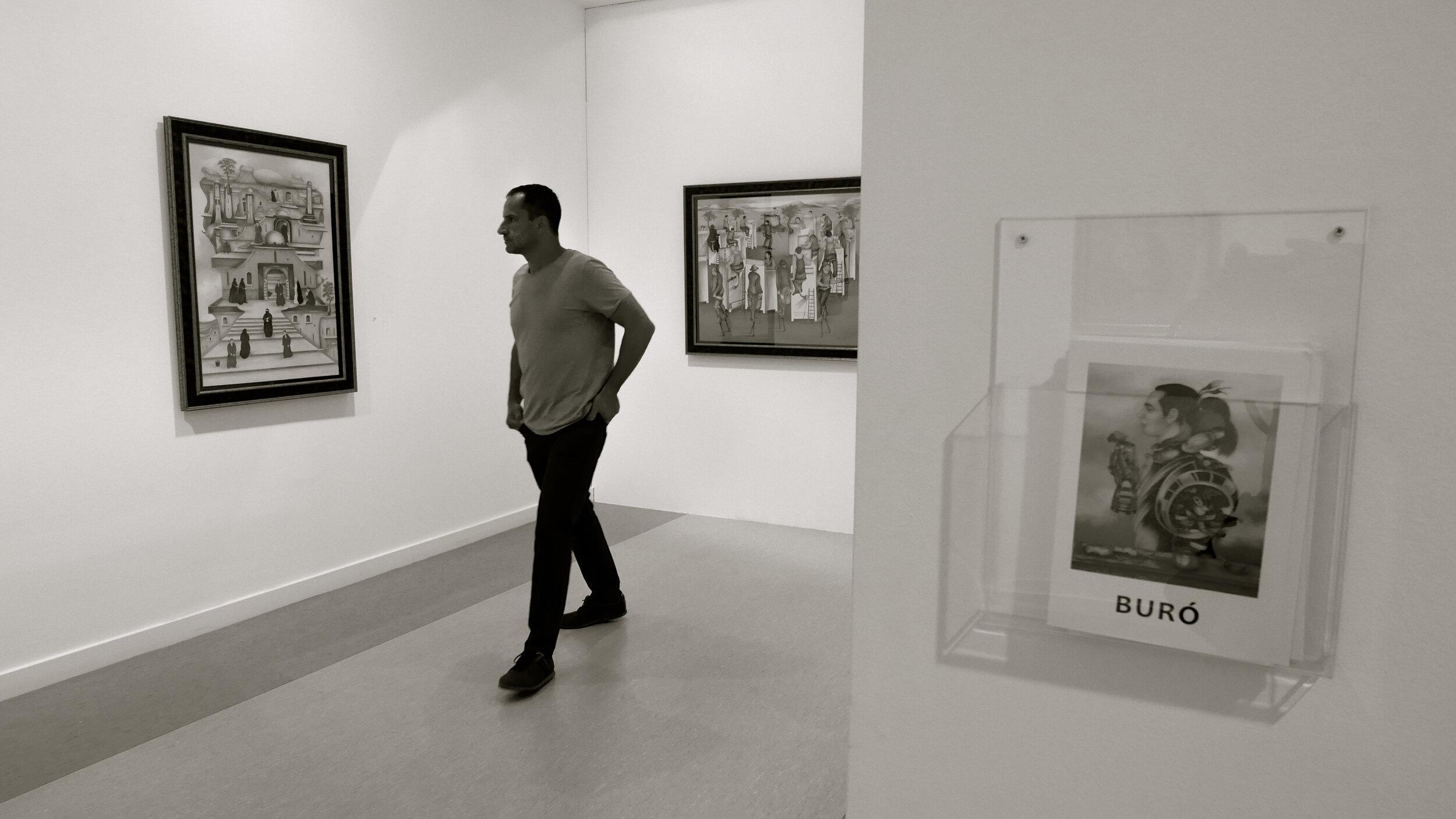 Exposición: Carlos Buró - 16