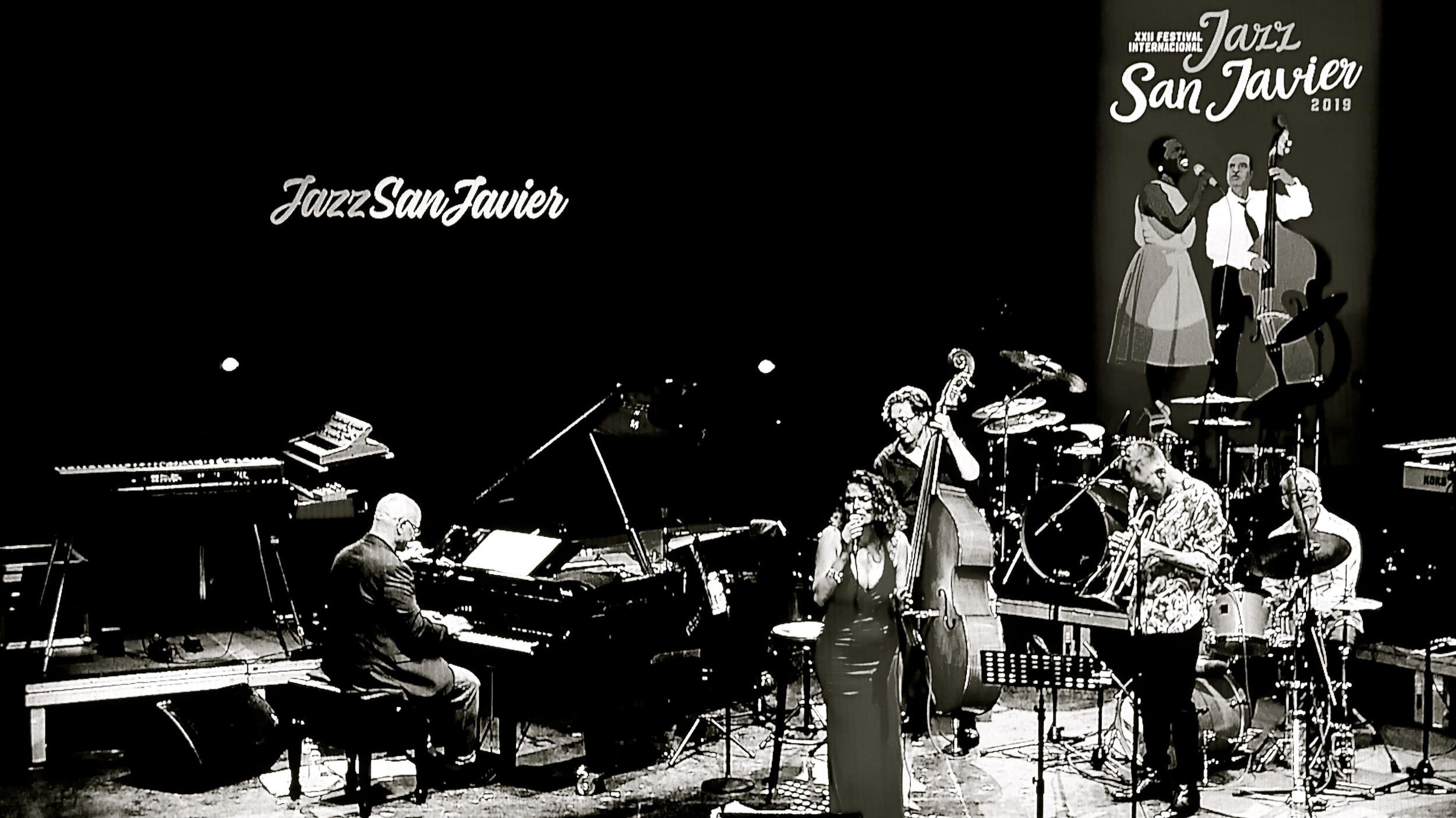 Jazz San Javier Estate. Roberta Gambarini