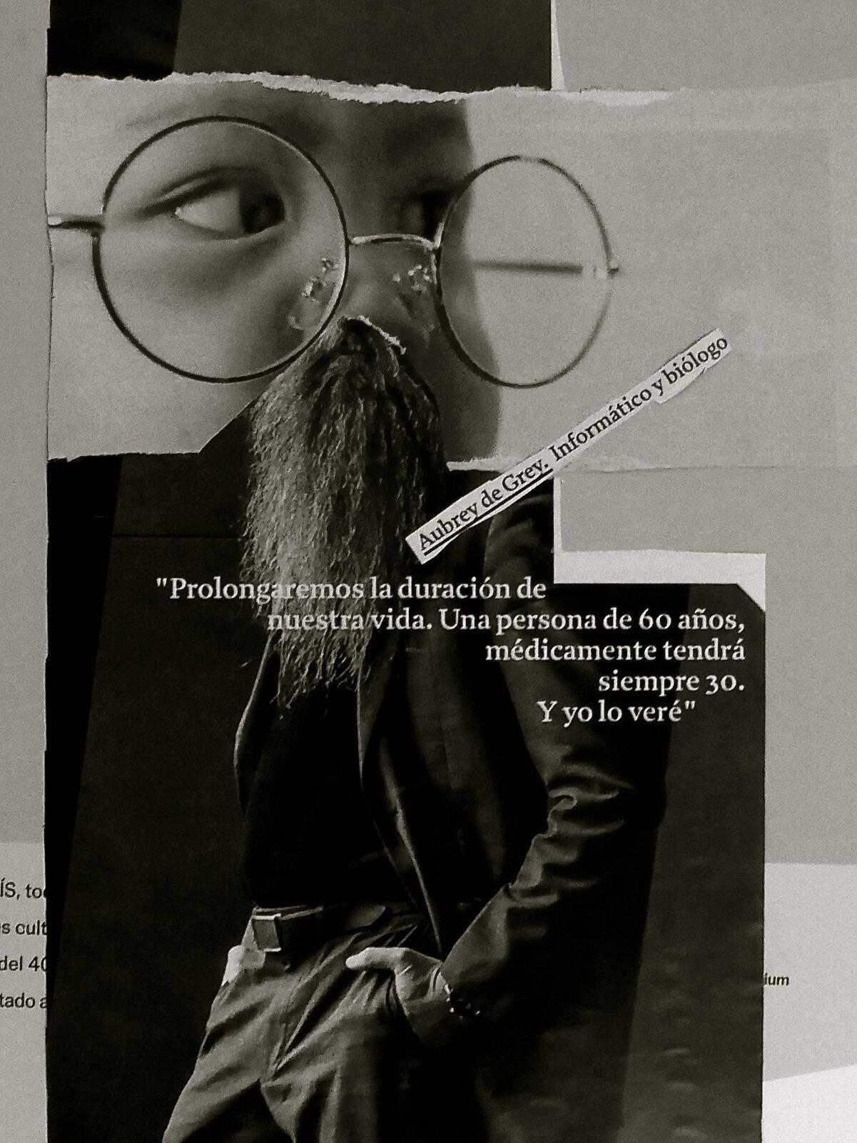 Barbarismus 17 Aubrey de Grey