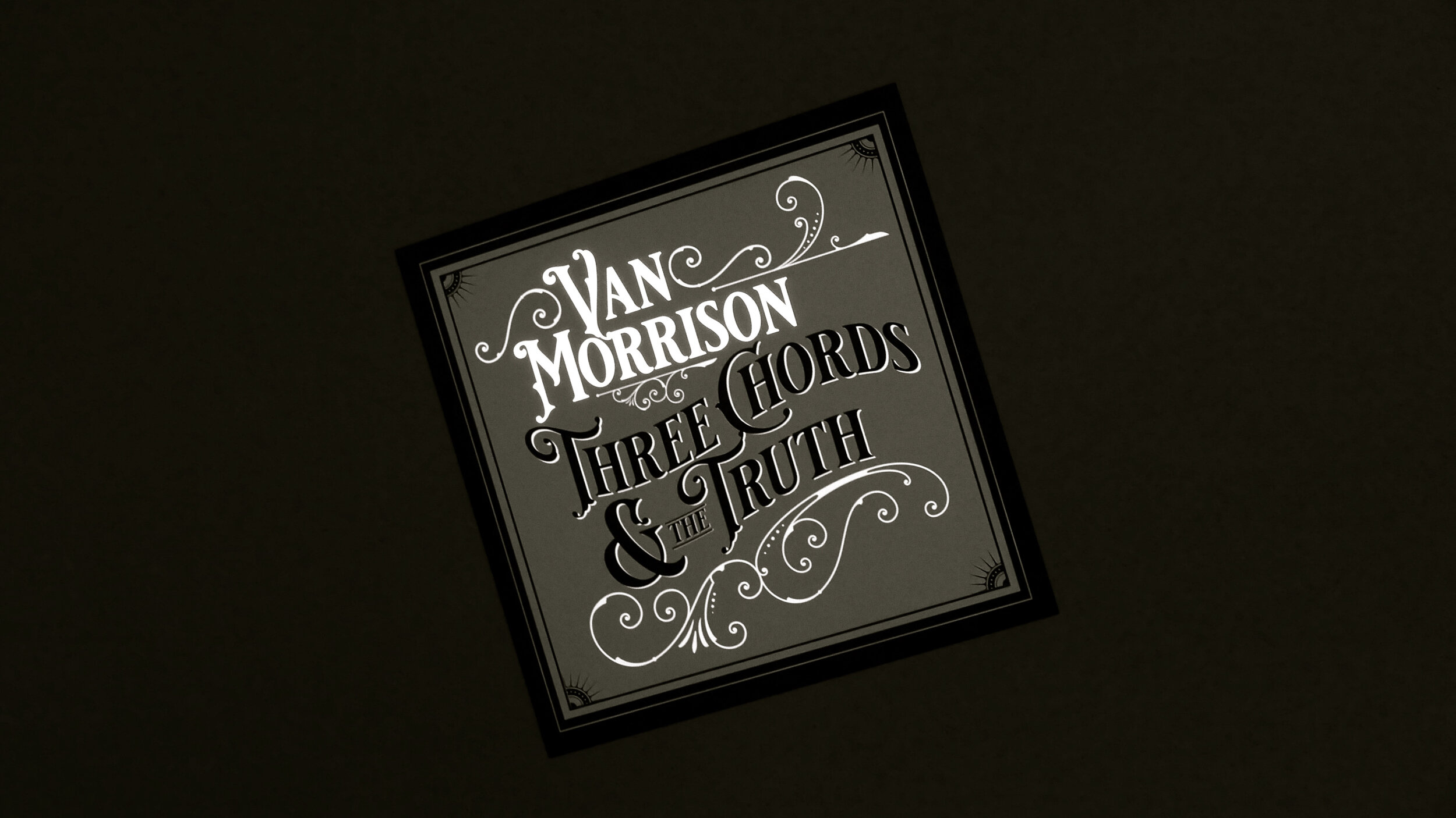 Van Morrison Three Chords & Truth