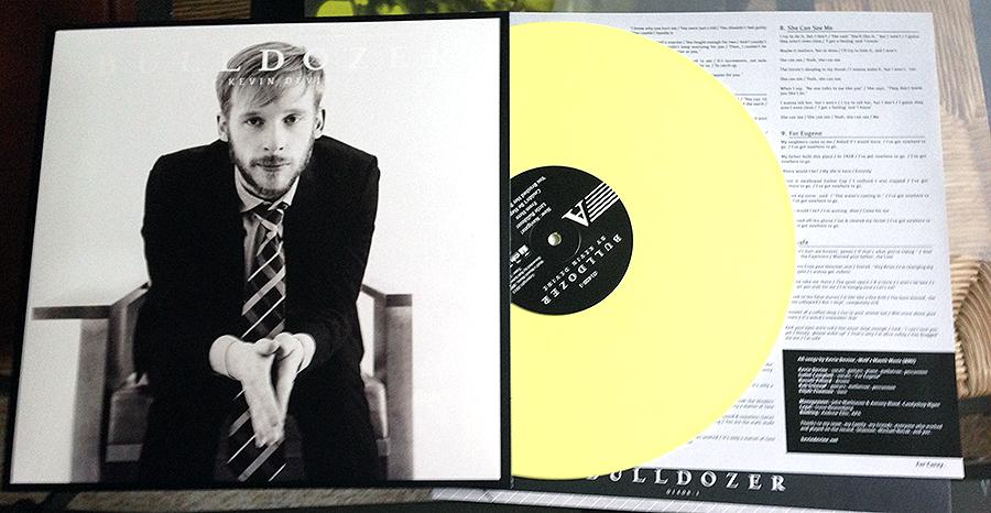 Yellow Vinyl