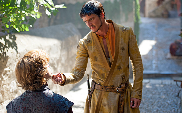 Prince Oberyn Martell - Bi-Sexual beast and soon to be Dothraki Taint.