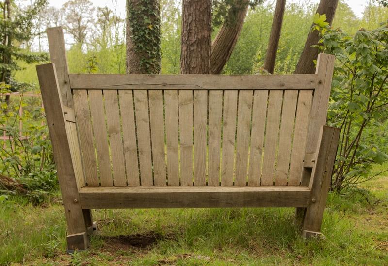 Big Bench by Chris Amey
