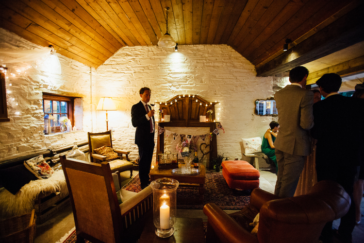 country Wedding venue Dartmoor rustic coombe trenchard the coach house 2