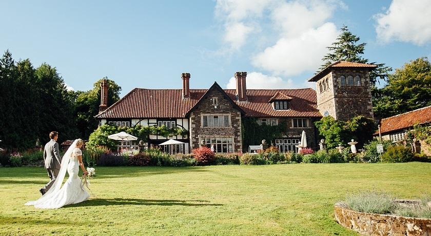 Lewtrenchard manor weddings coombe trenchard 3