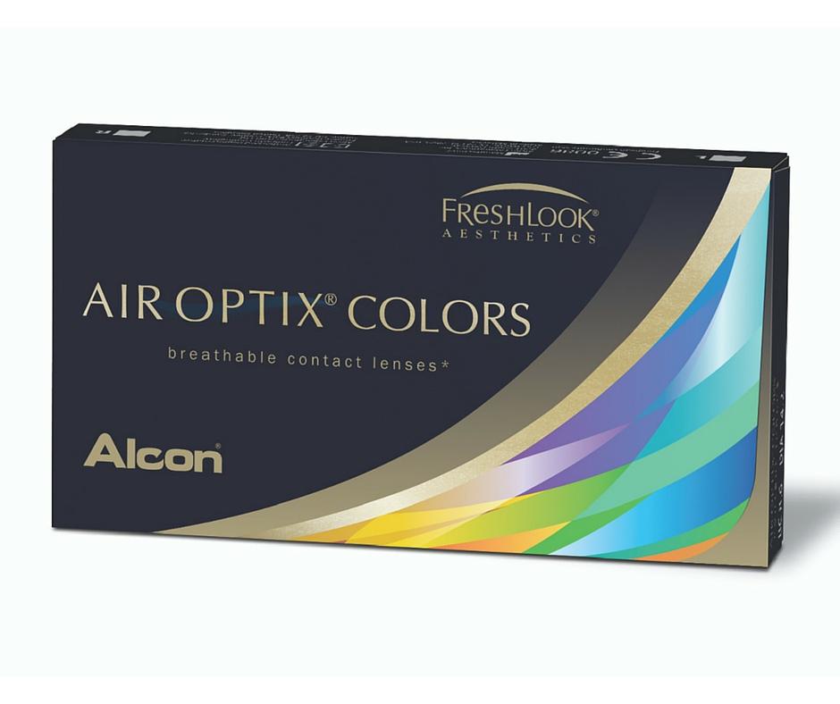 photo: Air Opitx Aqua Color Contact lenses