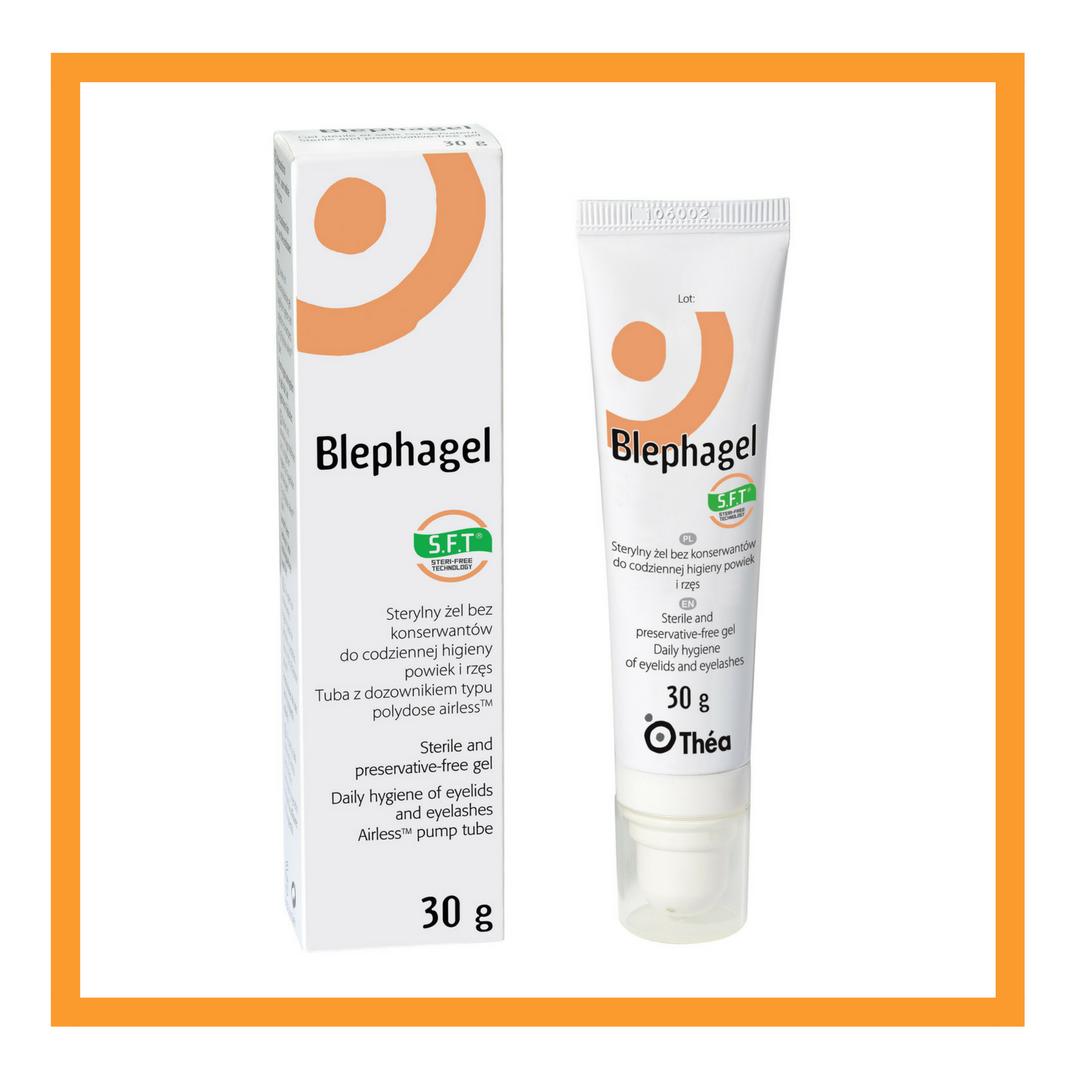 Blephagel  - Daily Lid Hygiene gel    Cost: $9.99 per 30g pack +GST